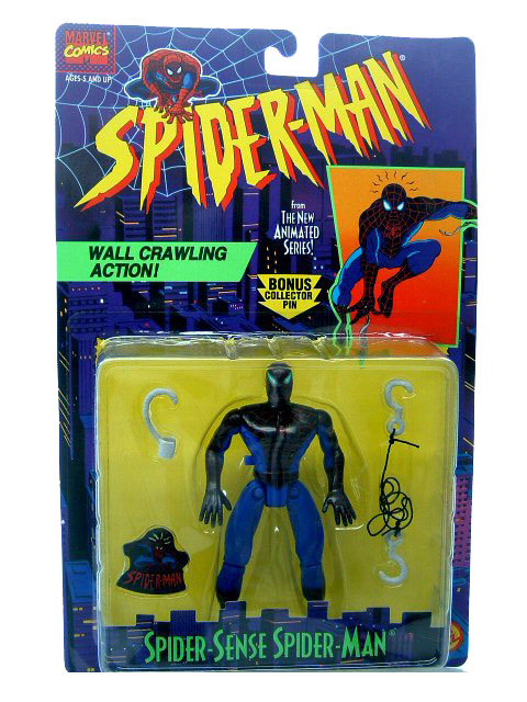 Spider-Man Animated Series Spider-Man Spider-Sense Sealed