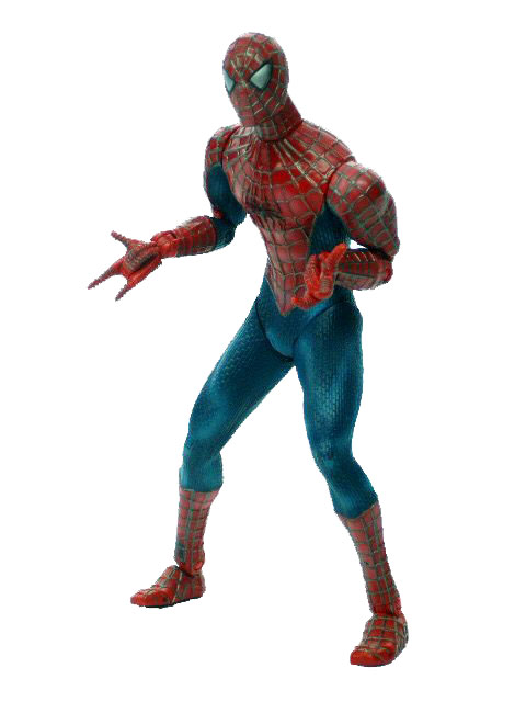 Spider-Man Movie Series Spider-Man Complete