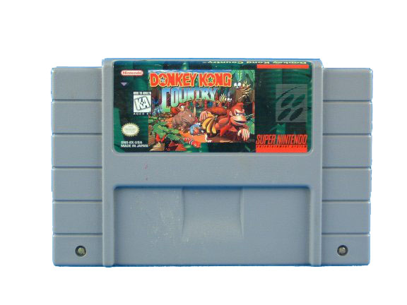 SNES Donkey Kong Country - 1994