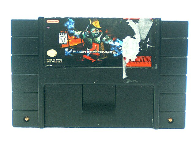 SNES Killer Instinct - 1995