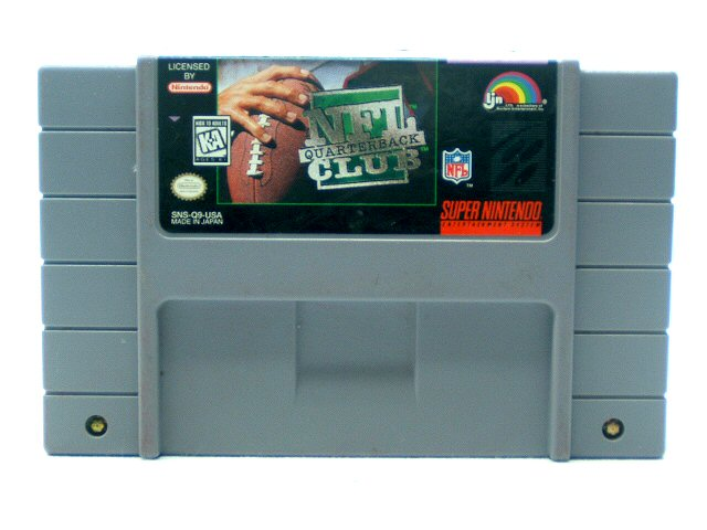 SNES NFL Quarterback Club - 1994