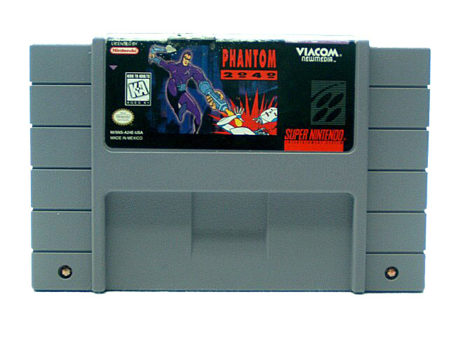 SNES Phantom 2040 - 1995