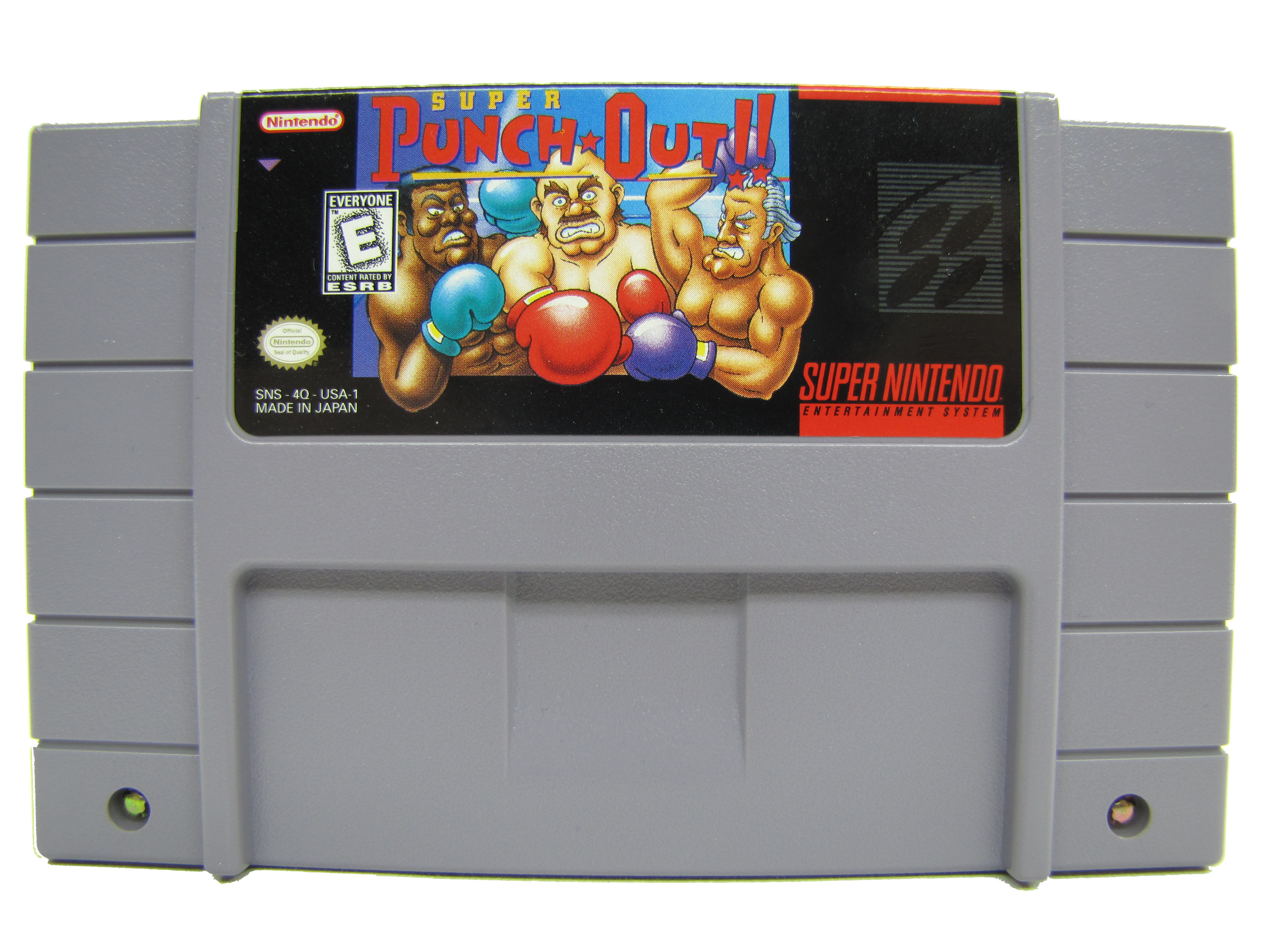 SNES Super Punch Out!! - 1994