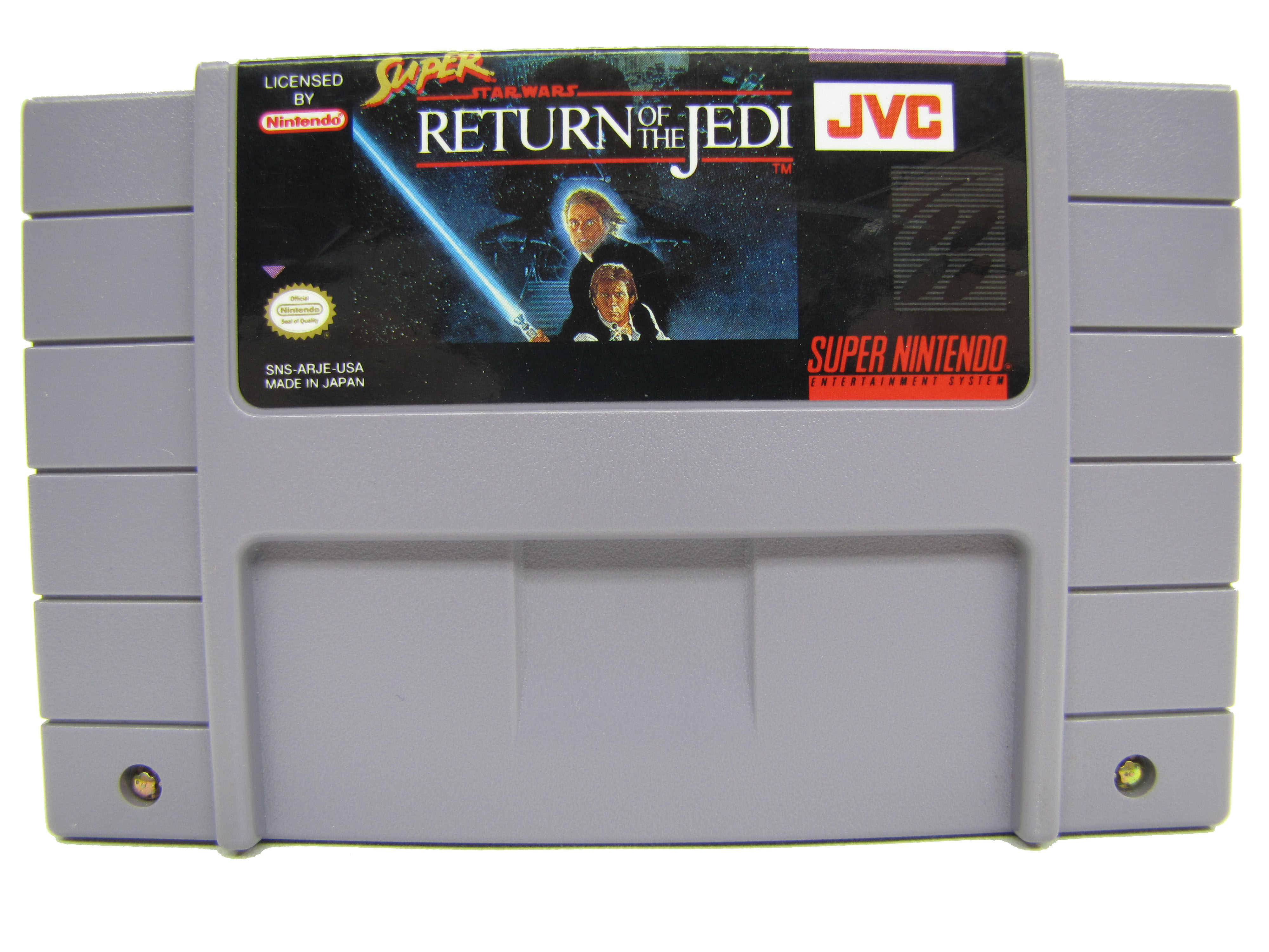 SNES Super Star Wars: Return of the Jedi - 1994