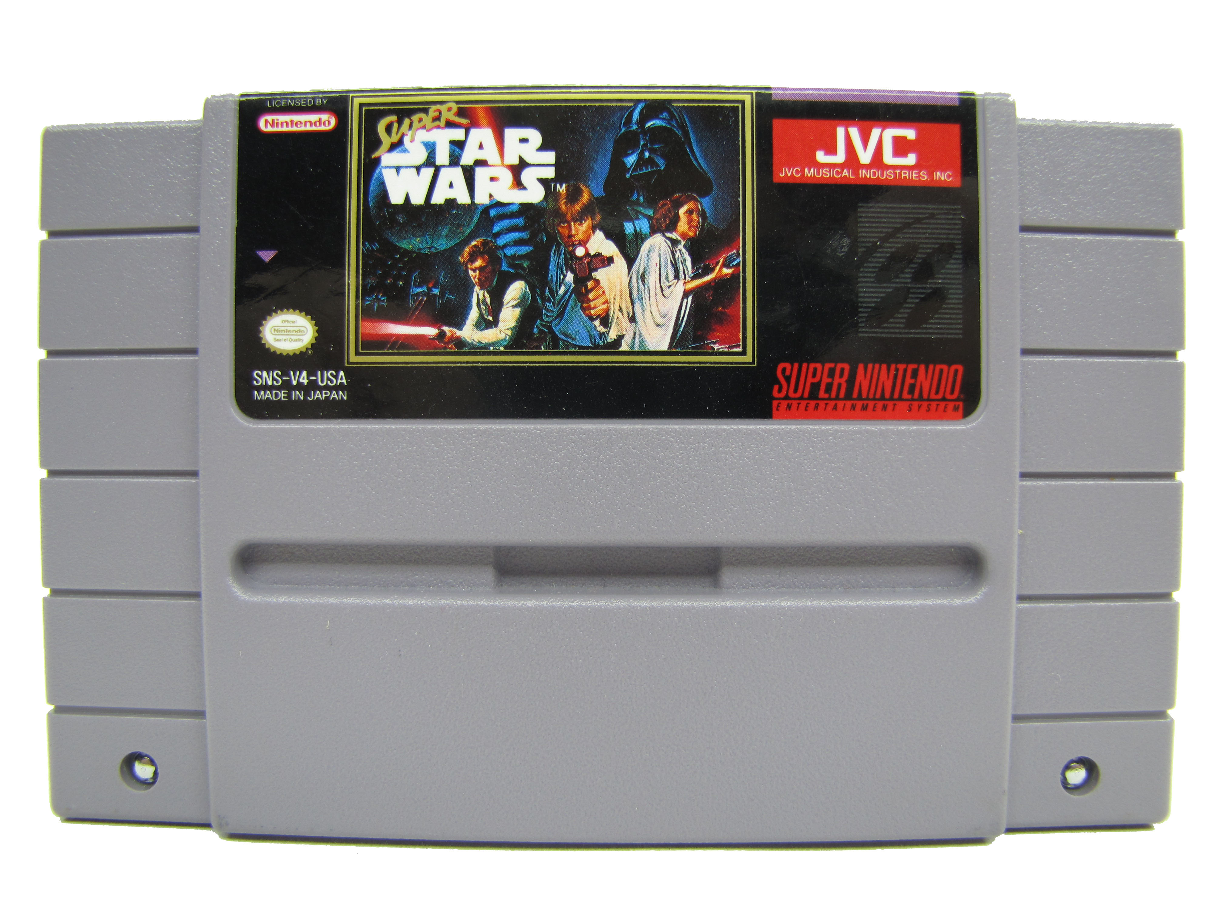 SNES Super Star Wars - 1992