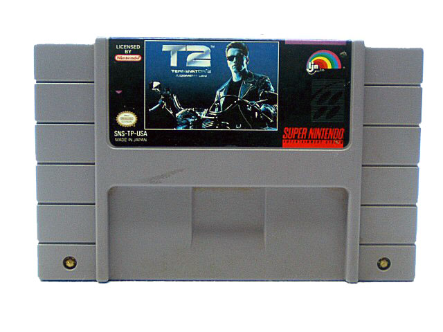 SNES T2: Judgment Day - 1993