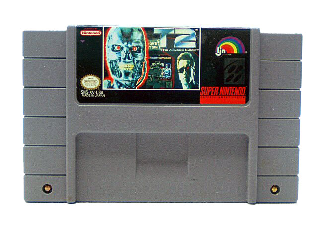 SNES T2: The Arcade Game - 1993