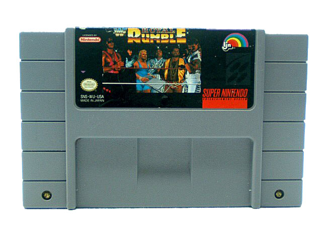 SNES WWF Royal Rumble - 1993