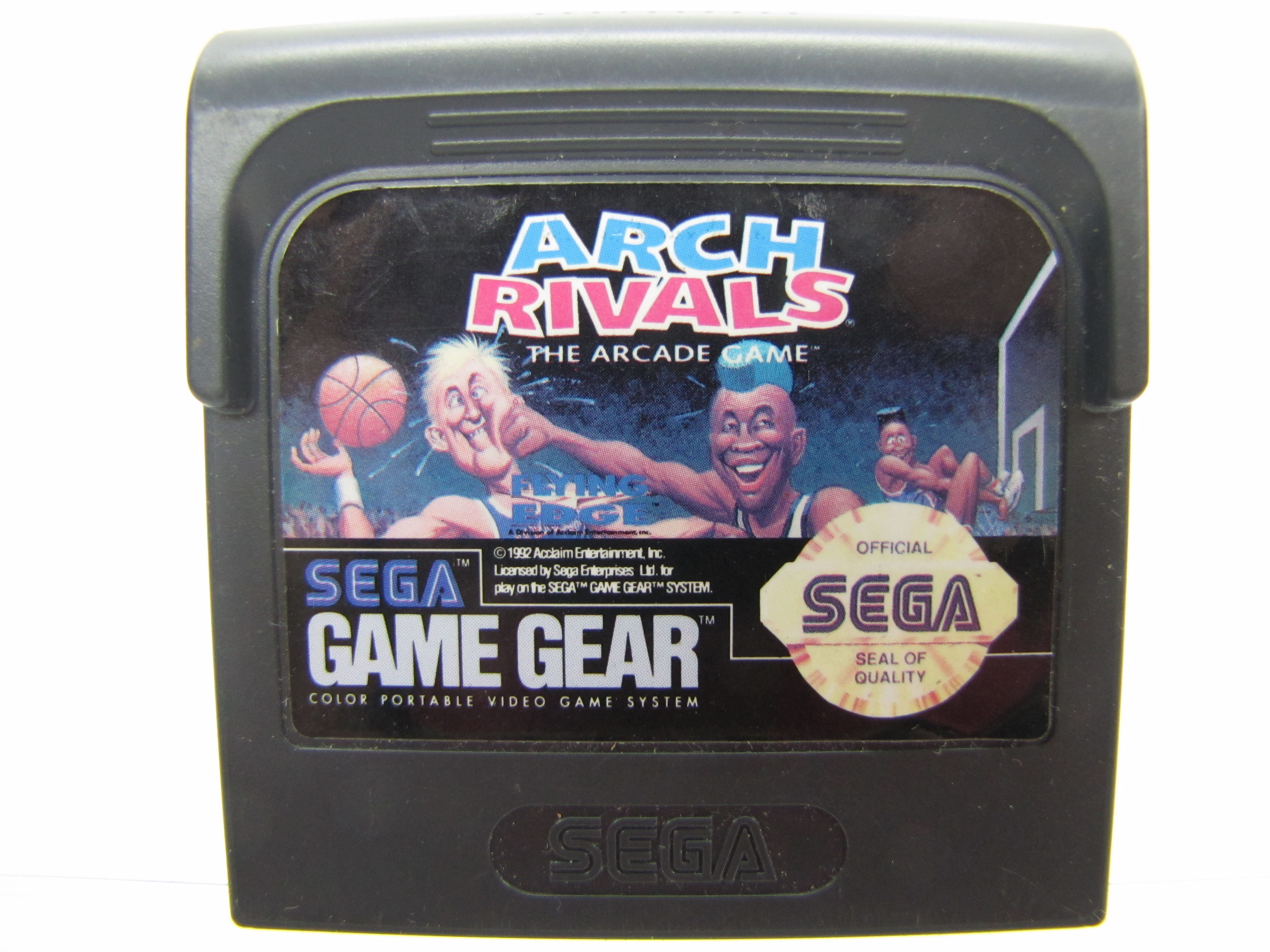 Sega Game Gear Arch Rivals: The Arcade Game - 1992