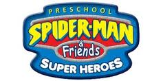 Preschool Spider-Man & Friends