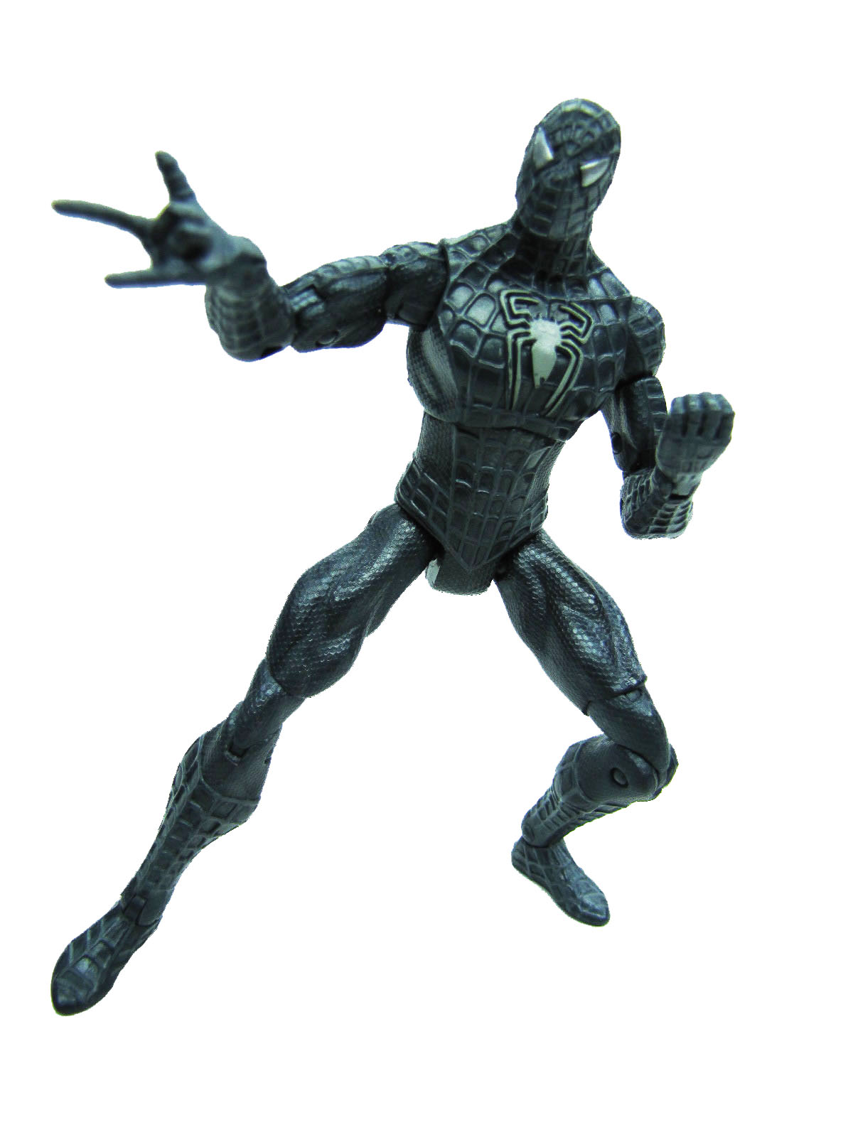 Spider-Man Movie Series Black Suit Spider-Man Complete