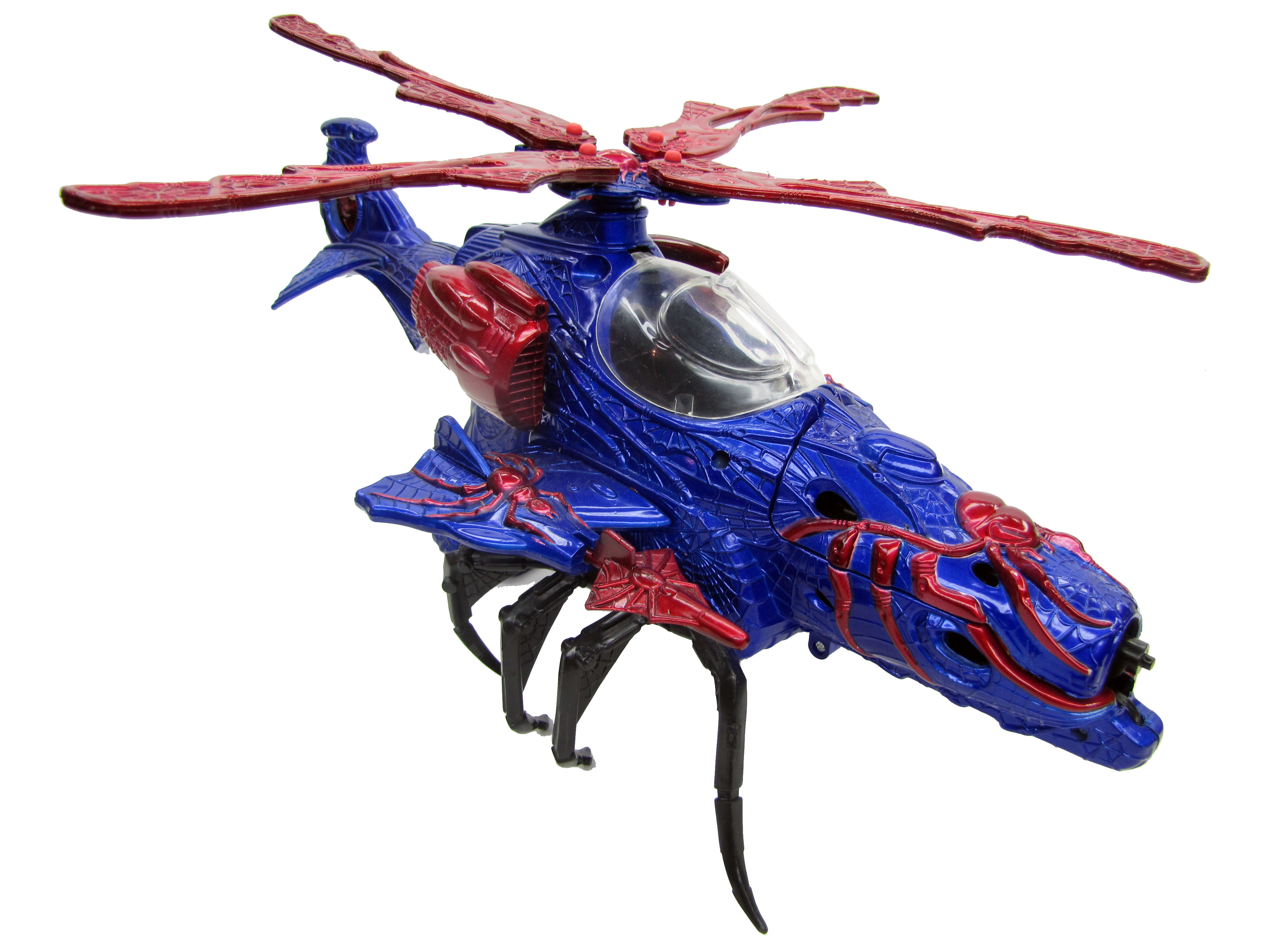 Spider-Man Classics Spider-Man Web Copter Complete