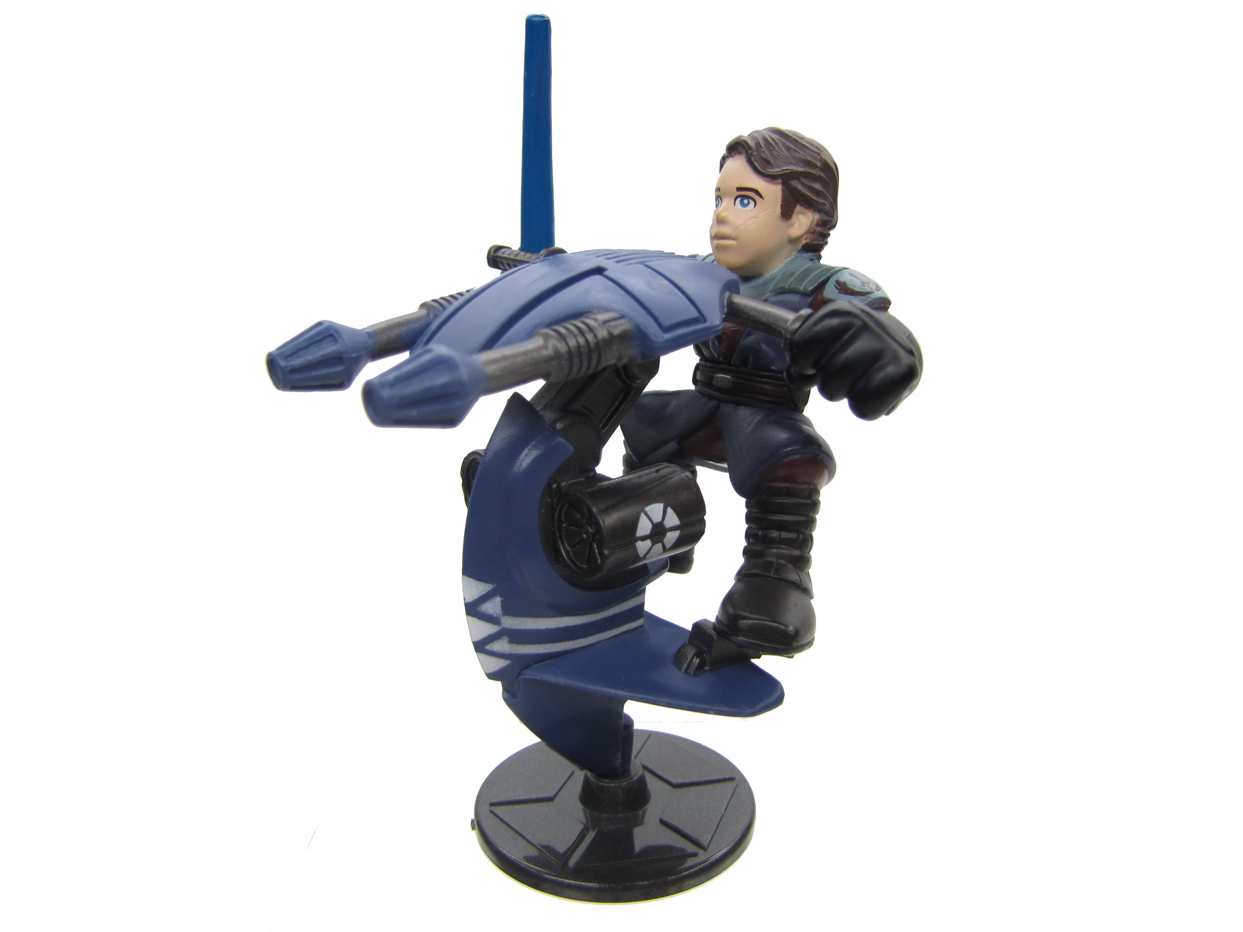 Star Wars Galactic Heroes Anakin Skywalker Clone Wars with STAP