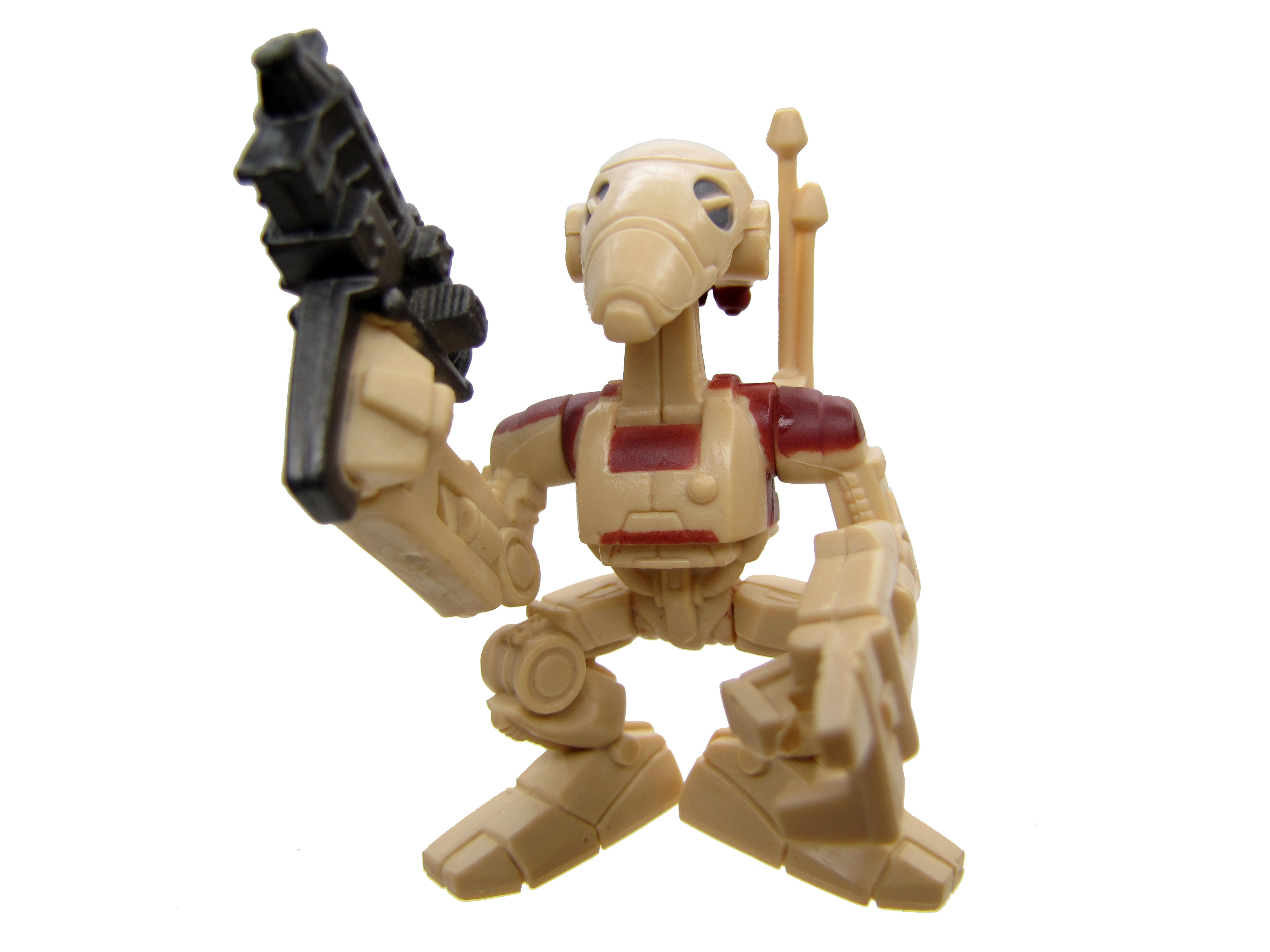 Star Wars Galactic Heroes BATTLE OF NABOO BATTLE DROID Complete