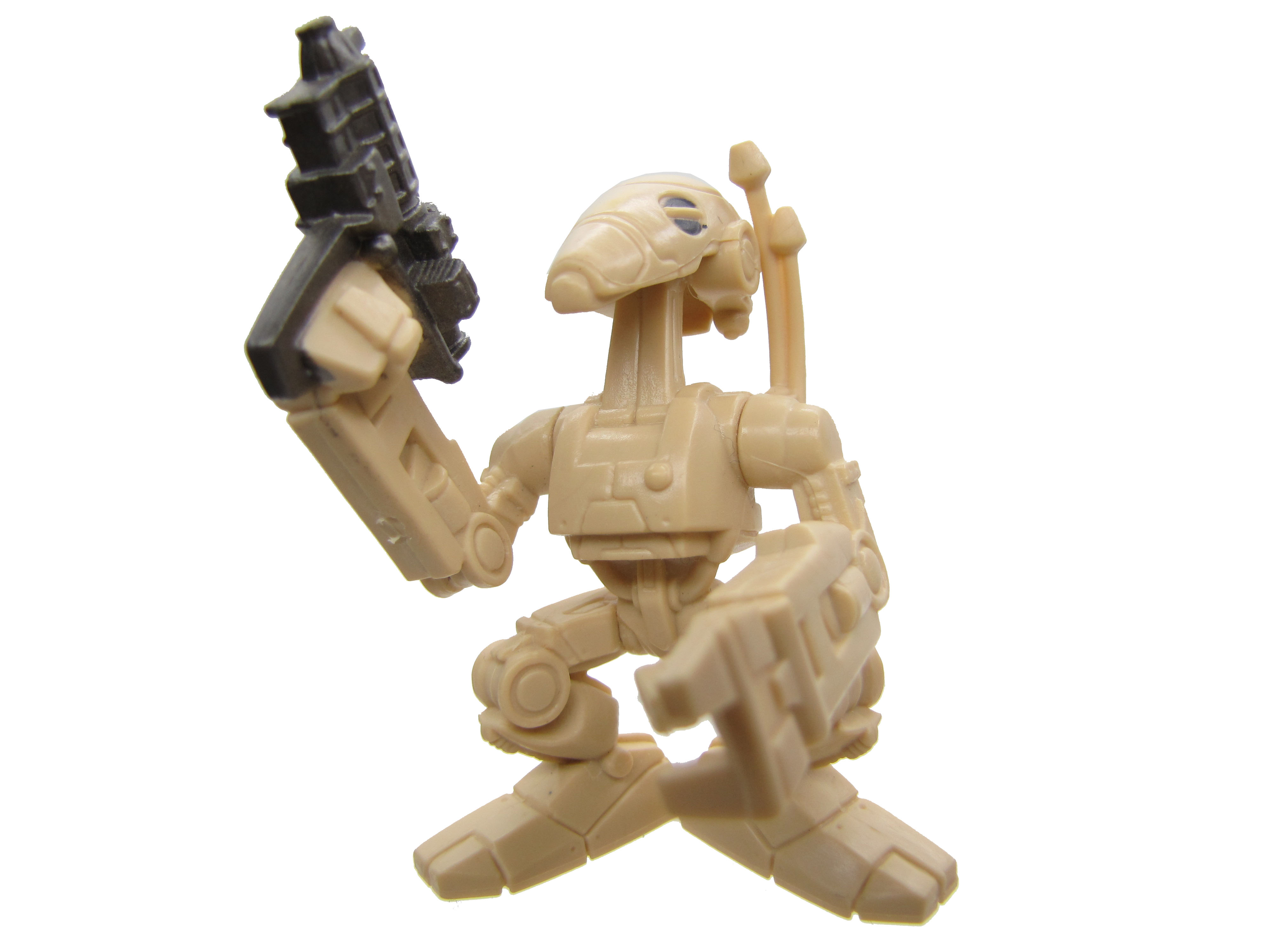 Star Wars Galactic Heroes Battle Droid Complete
