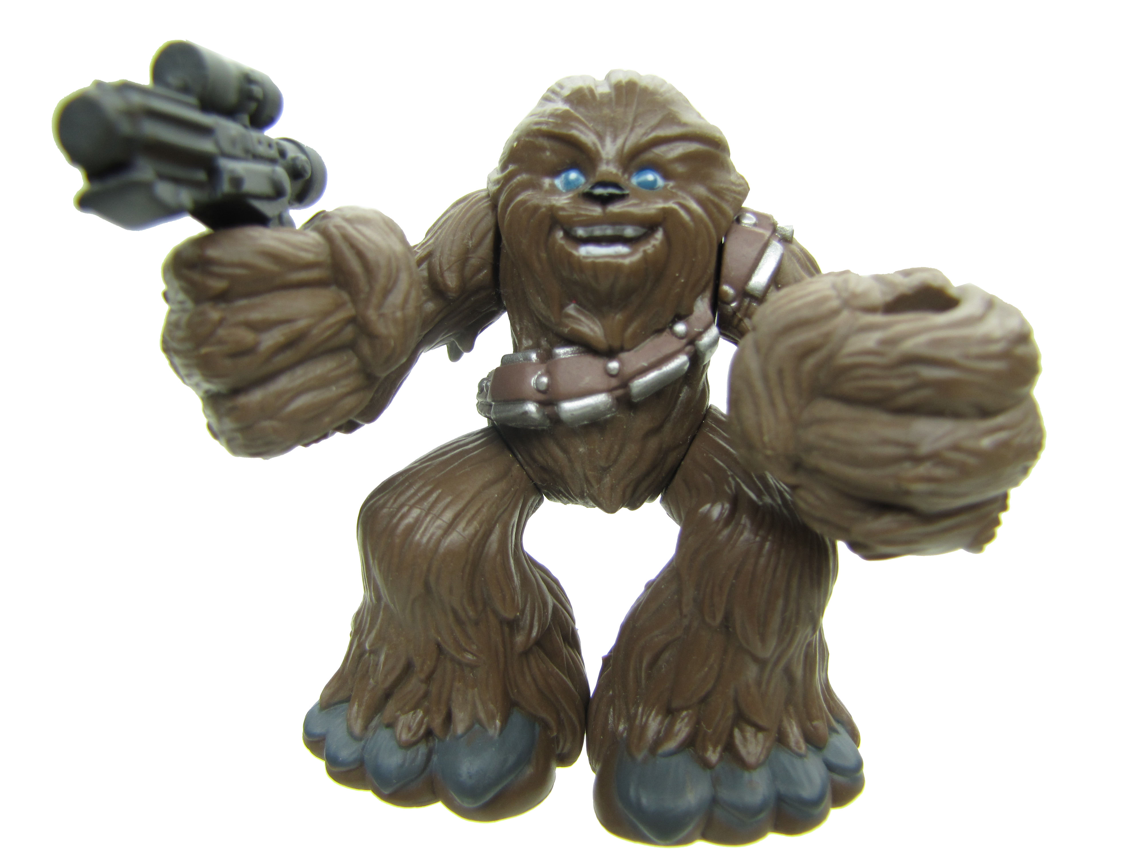 Star Wars Galactic Heroes ENDOR CELEBRATION CHEWBACCA Complete