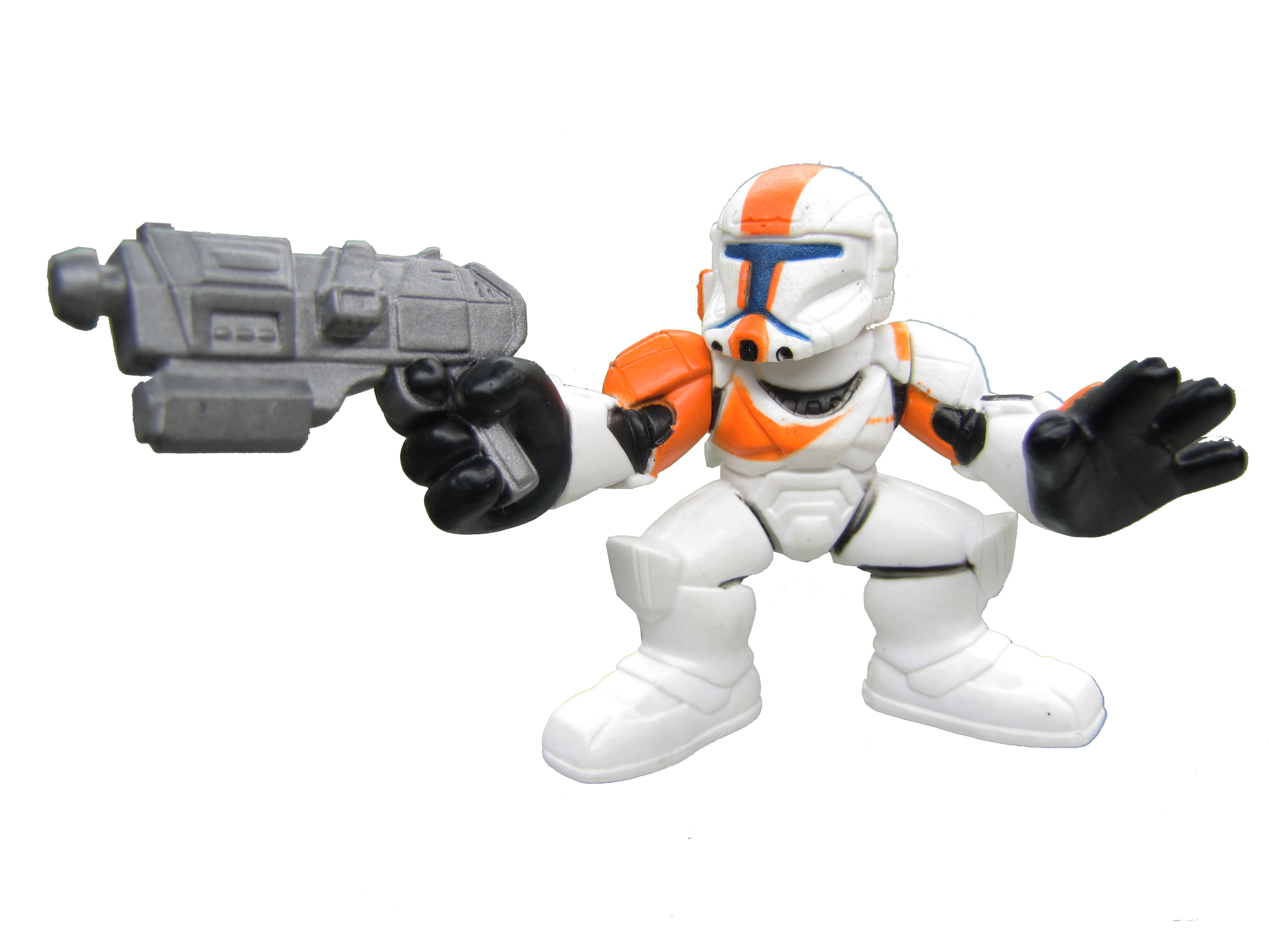 Star Wars Galactic Heroes Commando Boss Complete