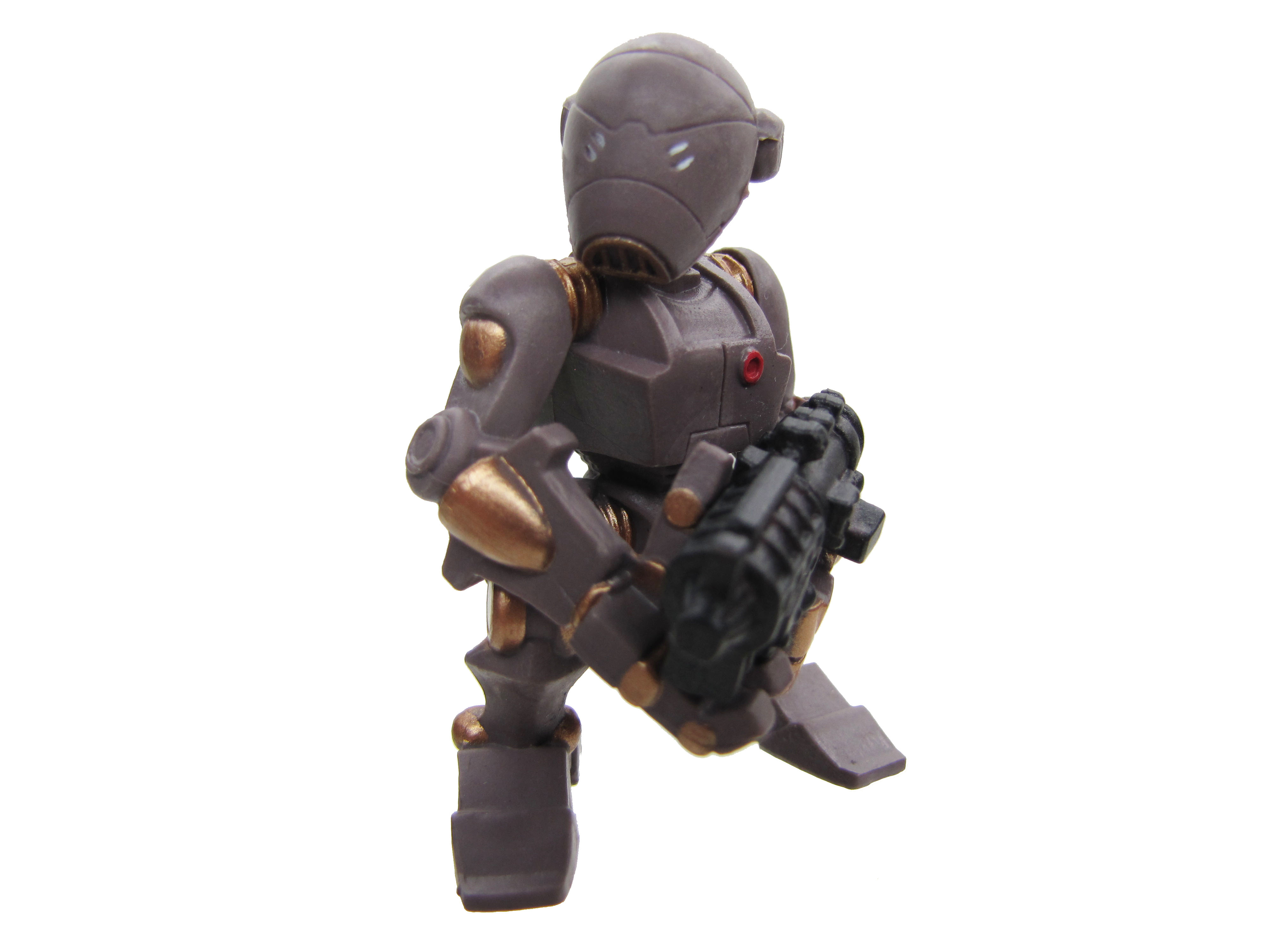 Star Wars Galactic Heroes COMMANDO DROID Complete