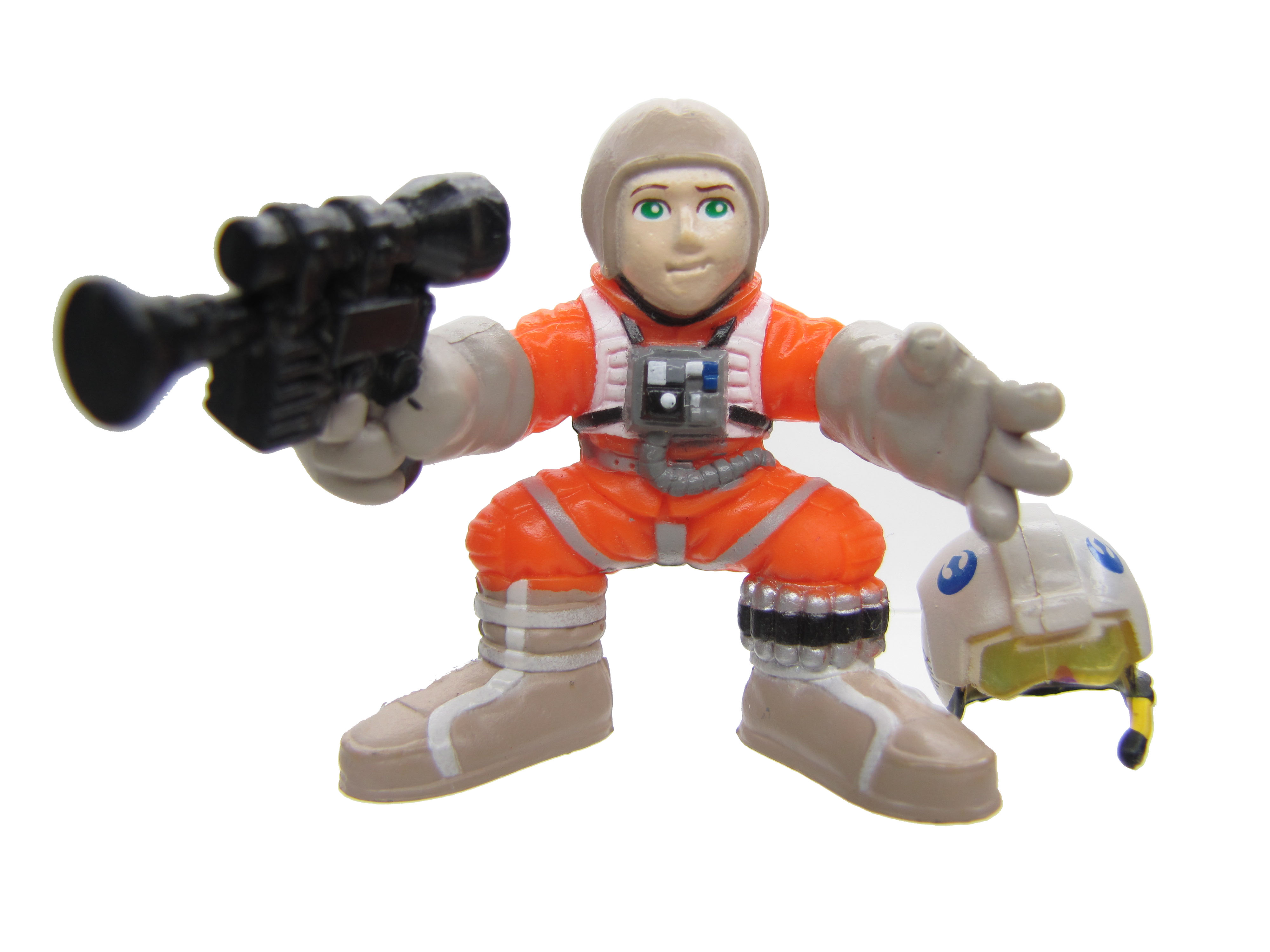 Star Wars Galactic Heroes Dack Ralter Complete