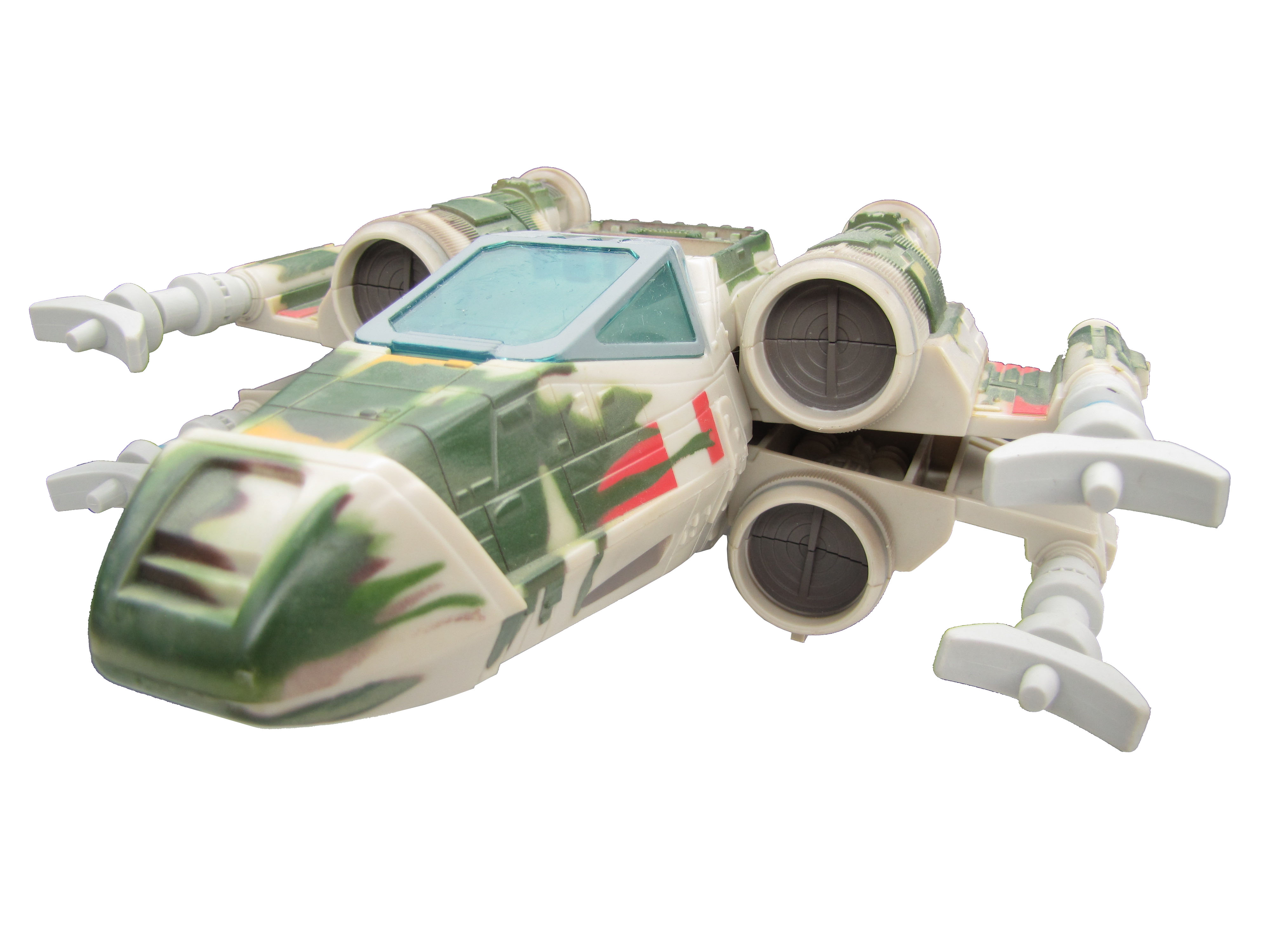 Star Wars Galactic Heroes X-WING DAGOBAH LANDING X-WING FIGHTER