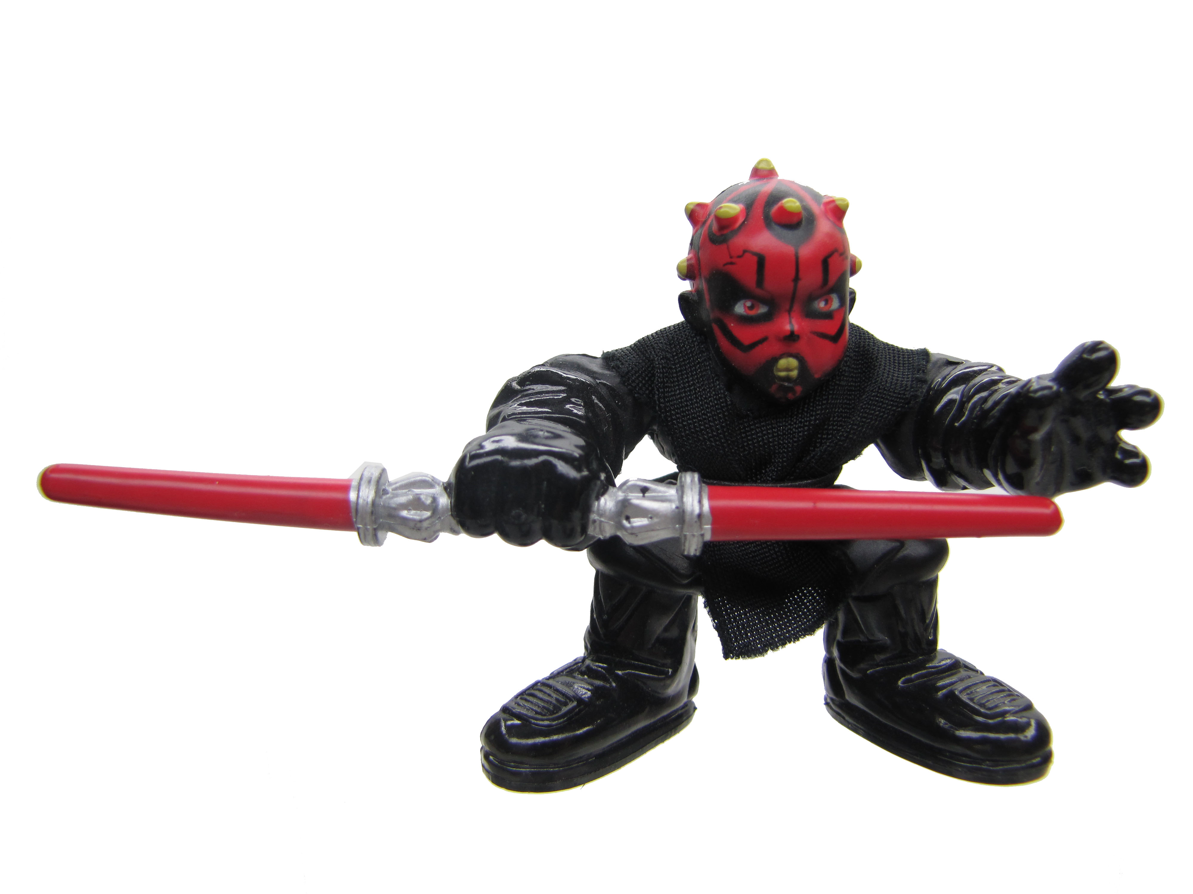 Star Wars Galactic Heroes BATTLE OF NABOO DARTH MAUL Complete