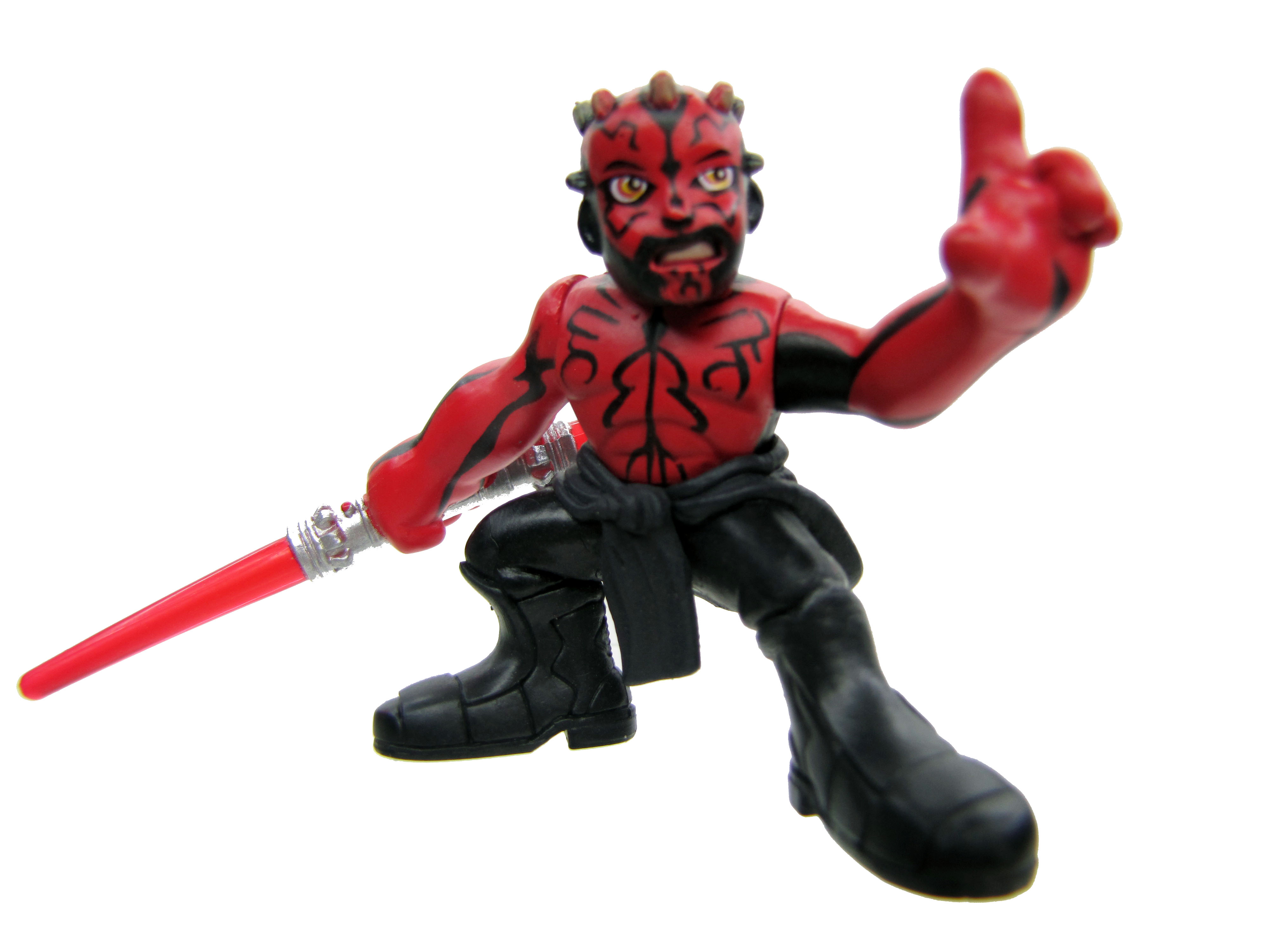 Star Wars Galactic Heroes DARTH MAUL Complete