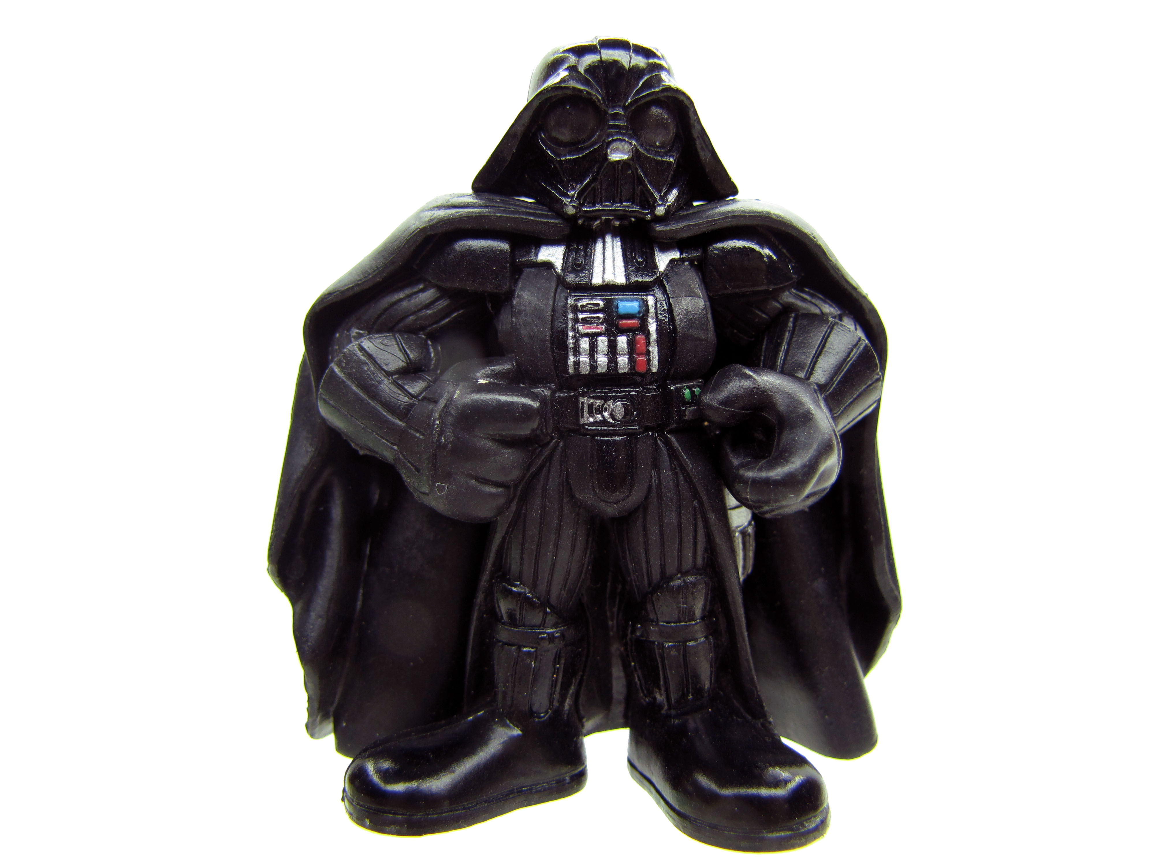Star Wars Galactic Heroes DARTH VADER BESPIN Complete