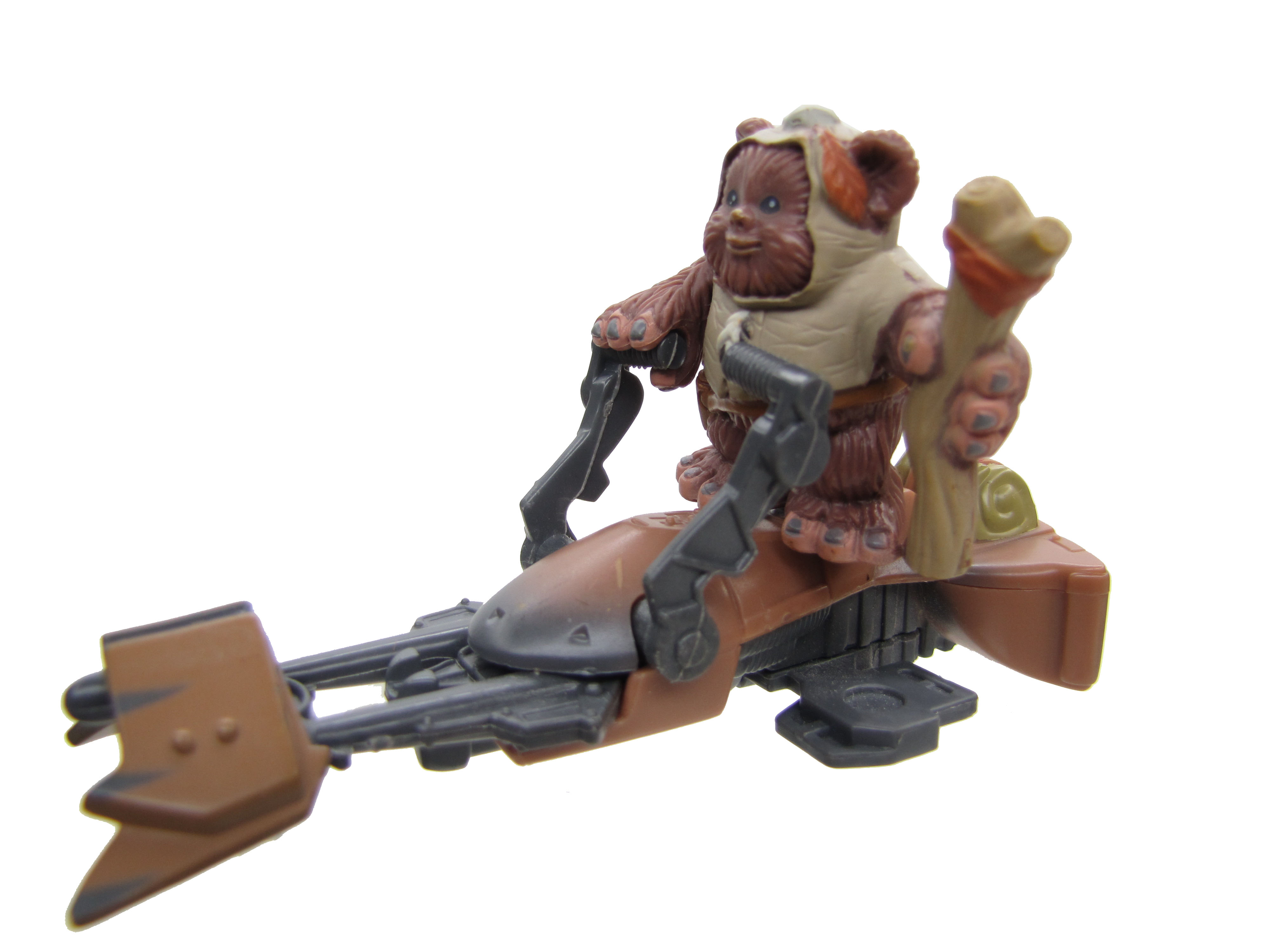 Star Wars Galactic Heroes SPEEDER BIKE CHASE PAPLOO with SPEEDER