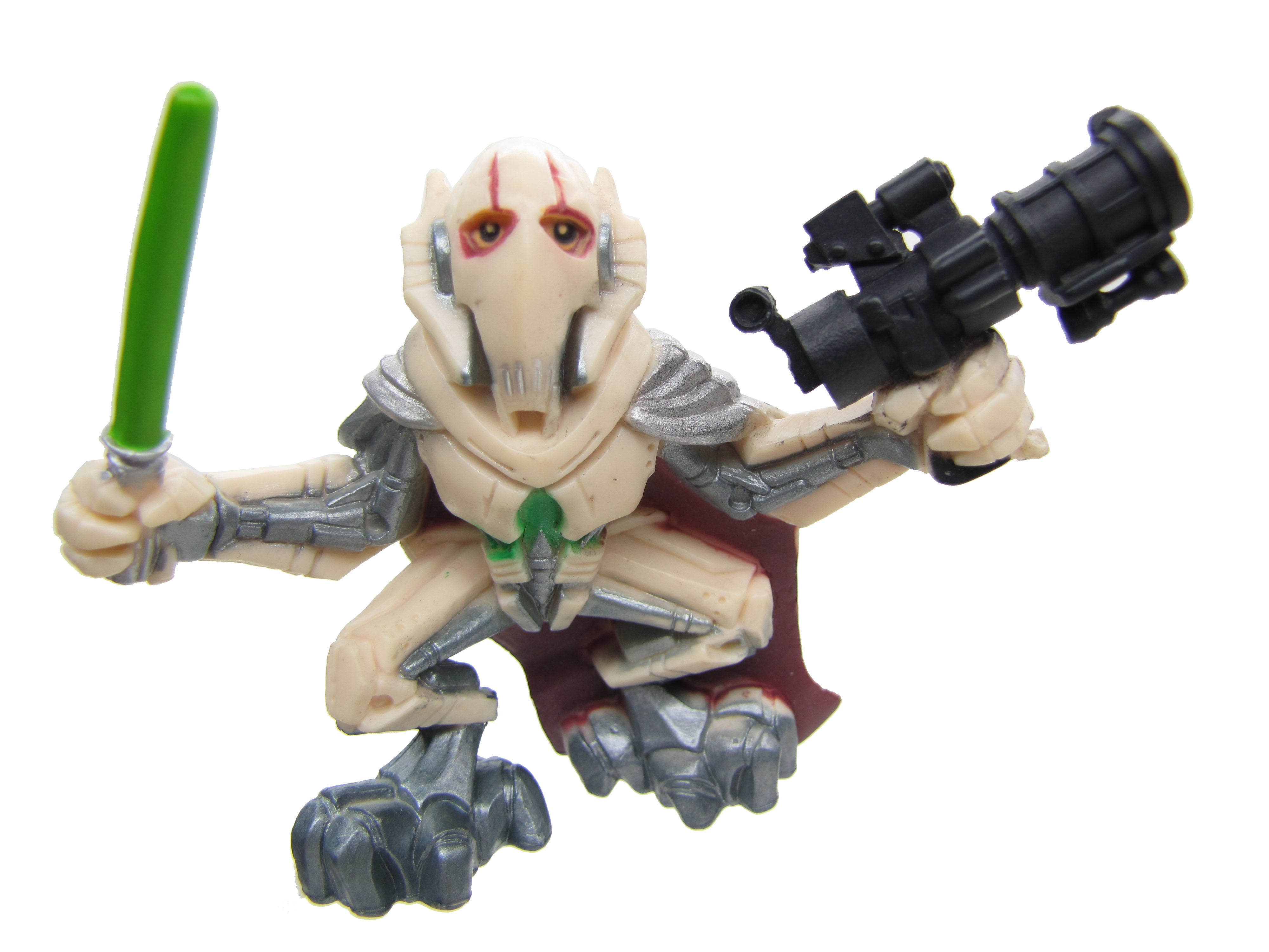 Star Wars Galactic Heroes General Grevious Revenge of the Sith