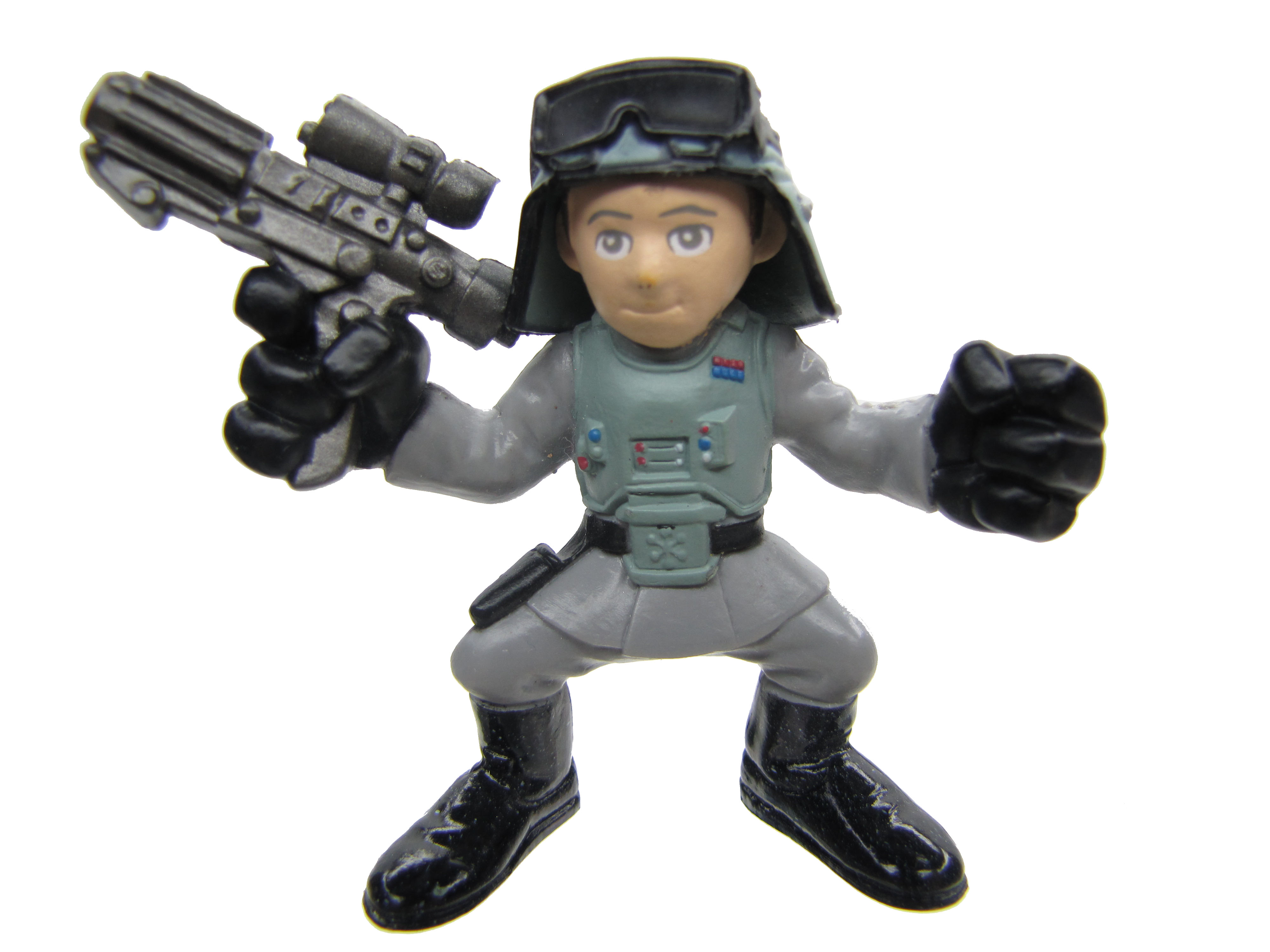Star Wars Galactic Heroes BATTLE OF HOTH GENERAL VEERS Complete
