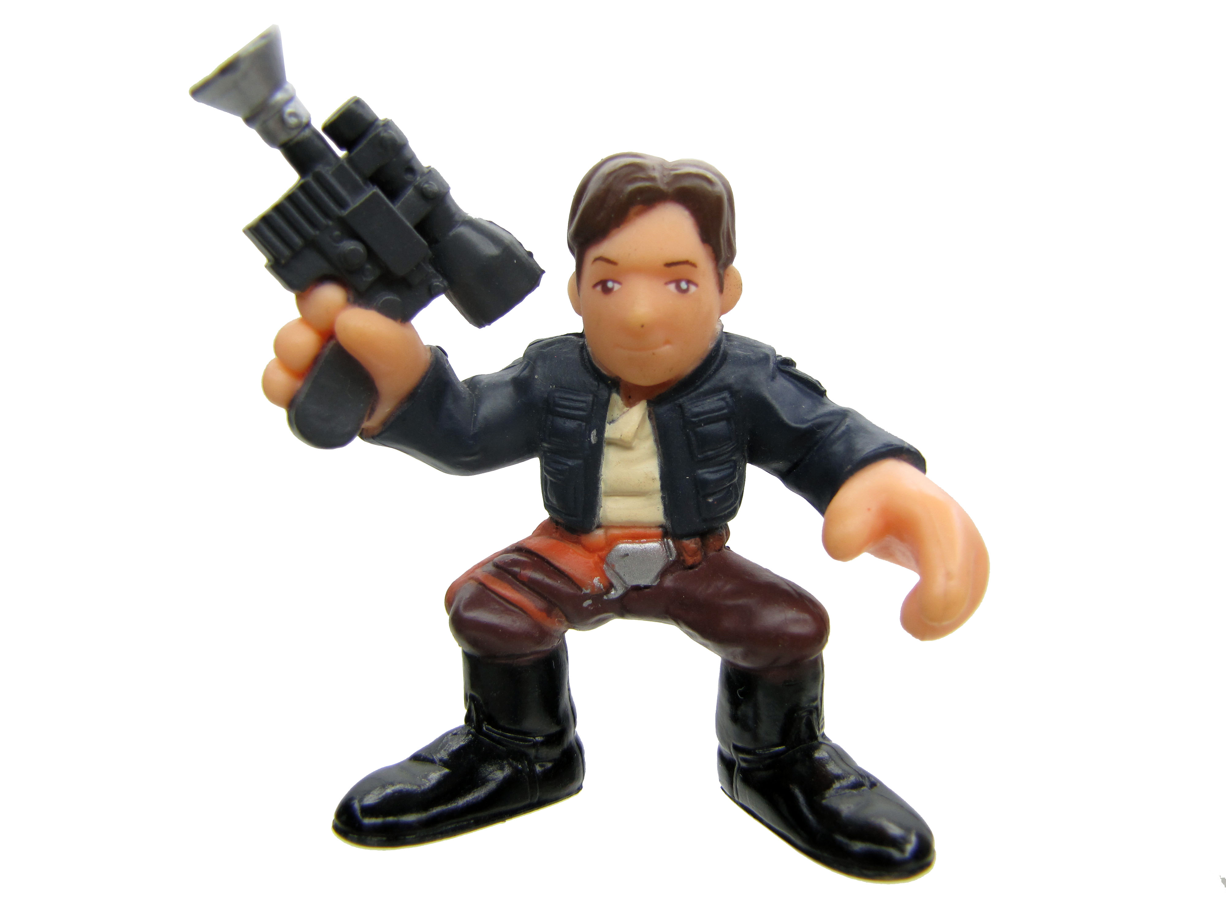 Star Wars Galactic Heroes HAN SOLO BESPIN Complete