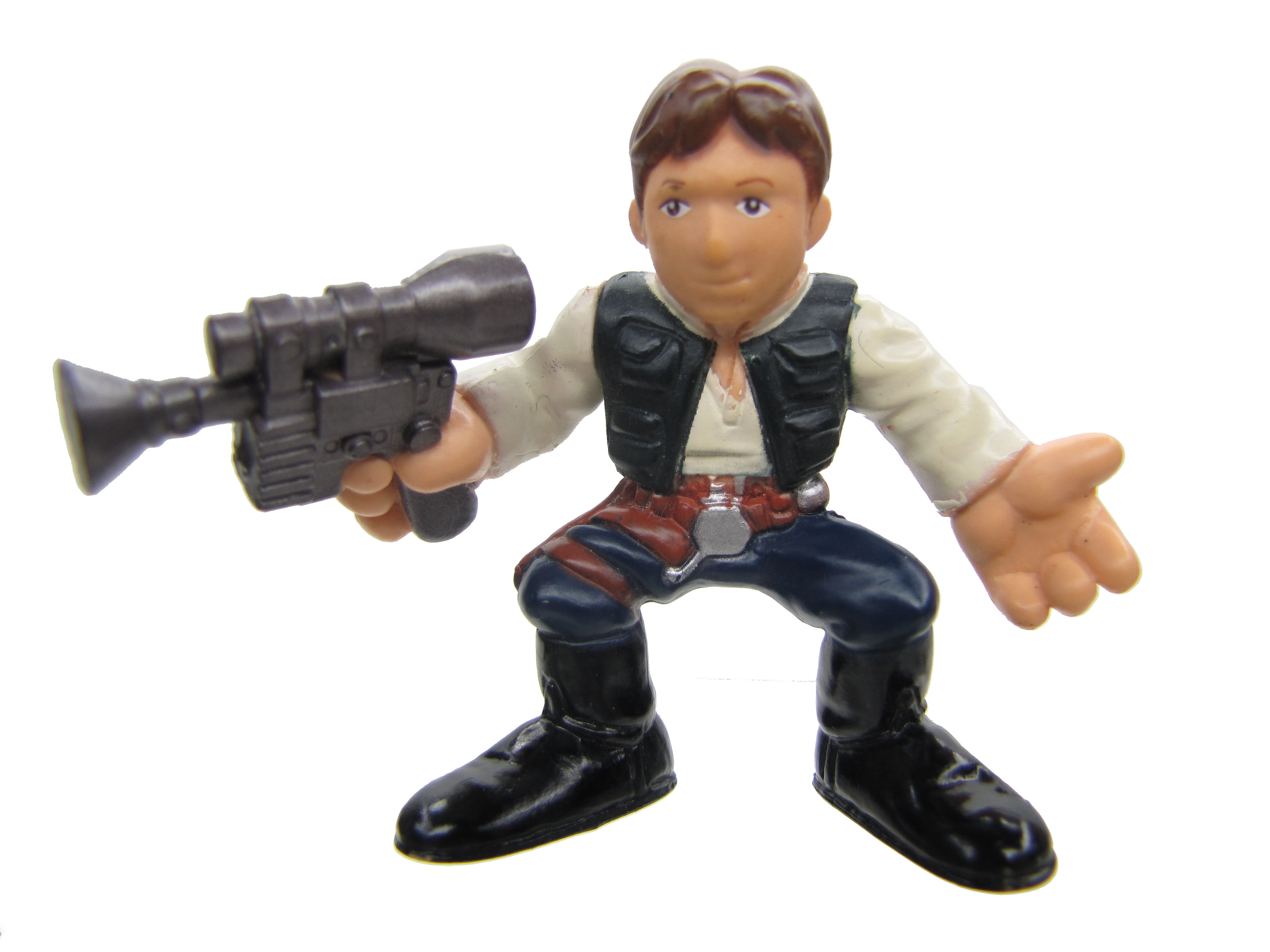 Star Wars Galactic Heroes Han Solo Death Star Escape Complete