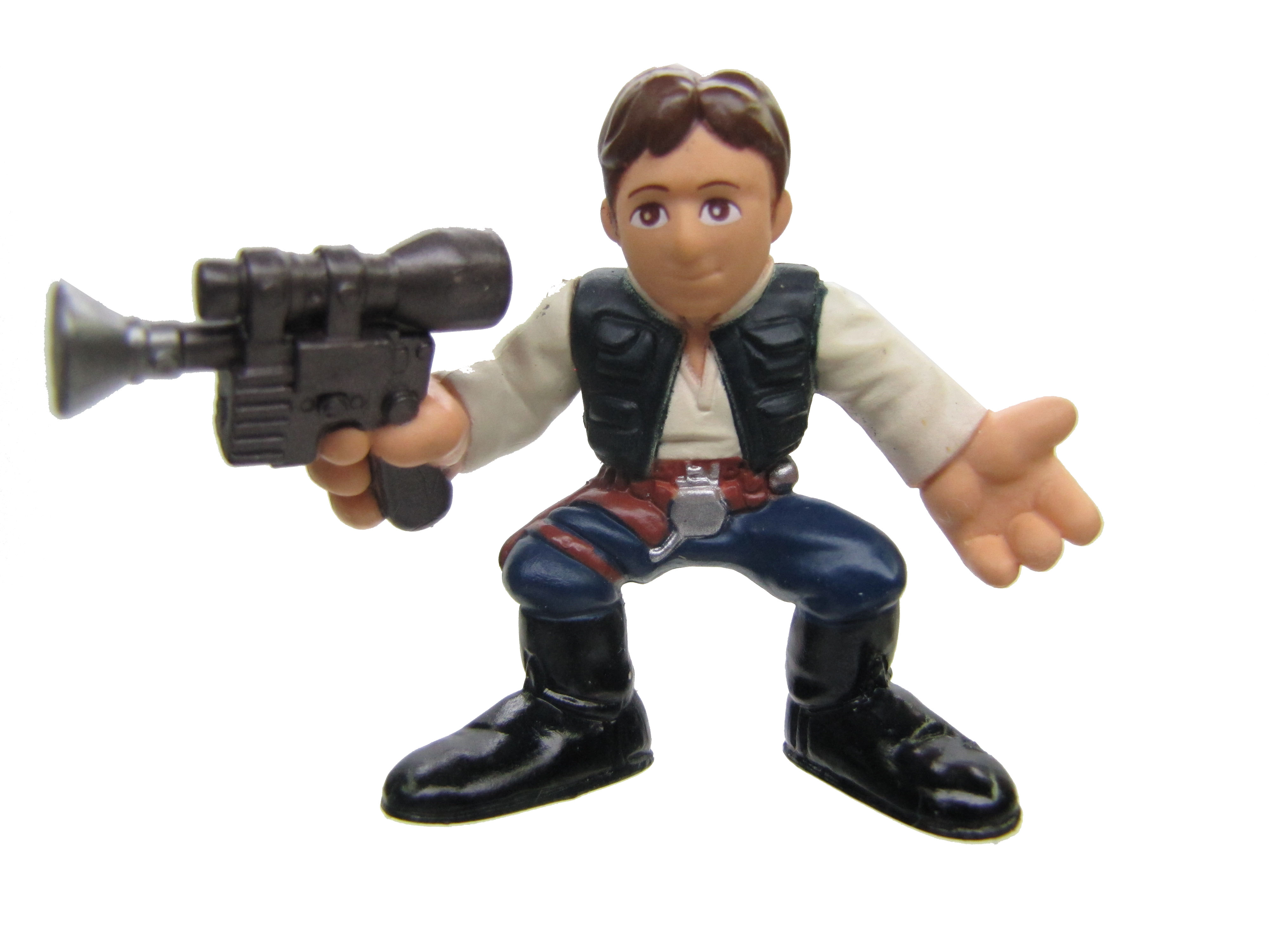 Star Wars Galactic Heroes ENDOR CELEBRATION HAN SOLO Complete