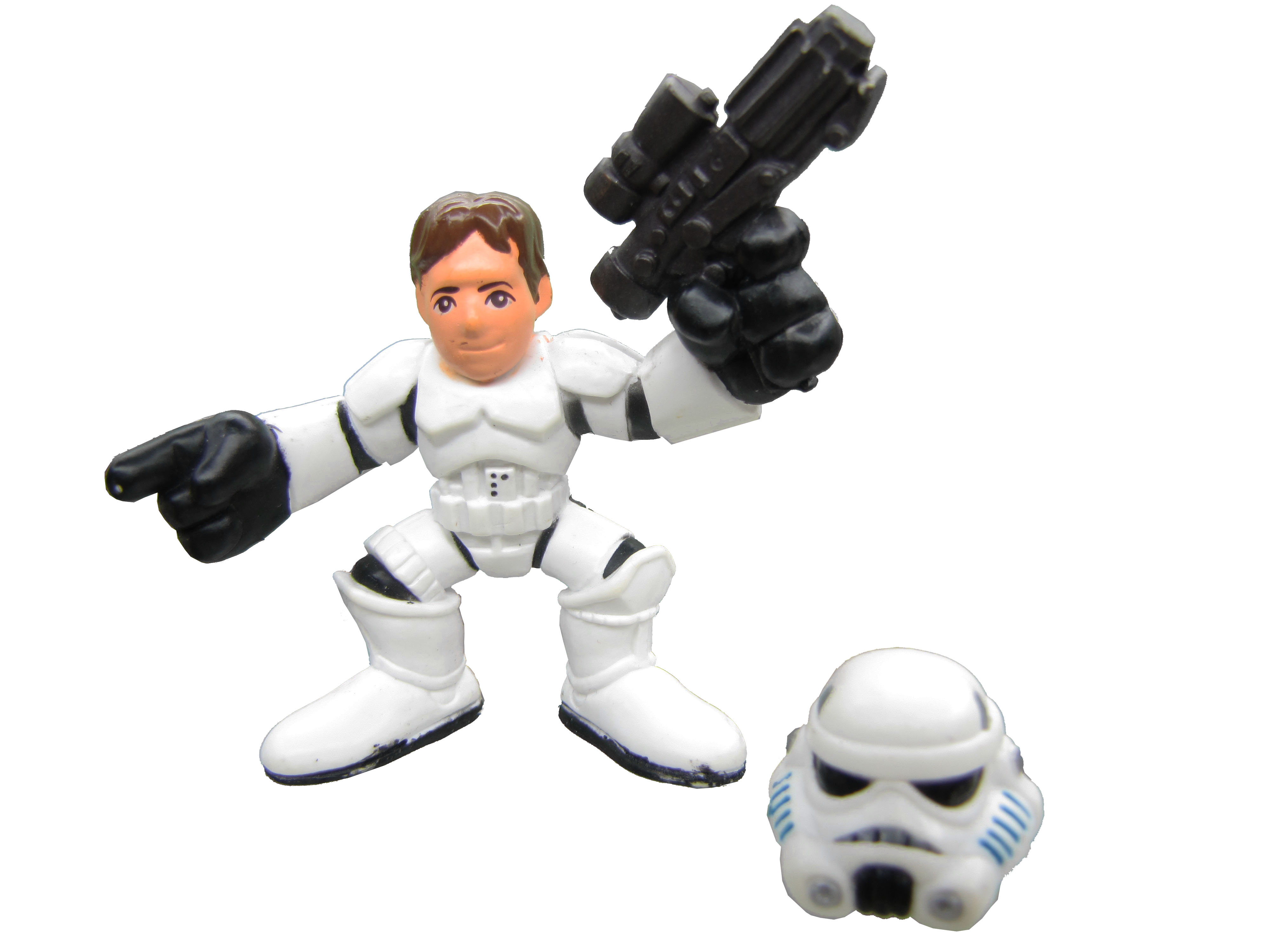 Star Wars Galactic Heroes HAN SOLO STORMTROOPER DESGUISE