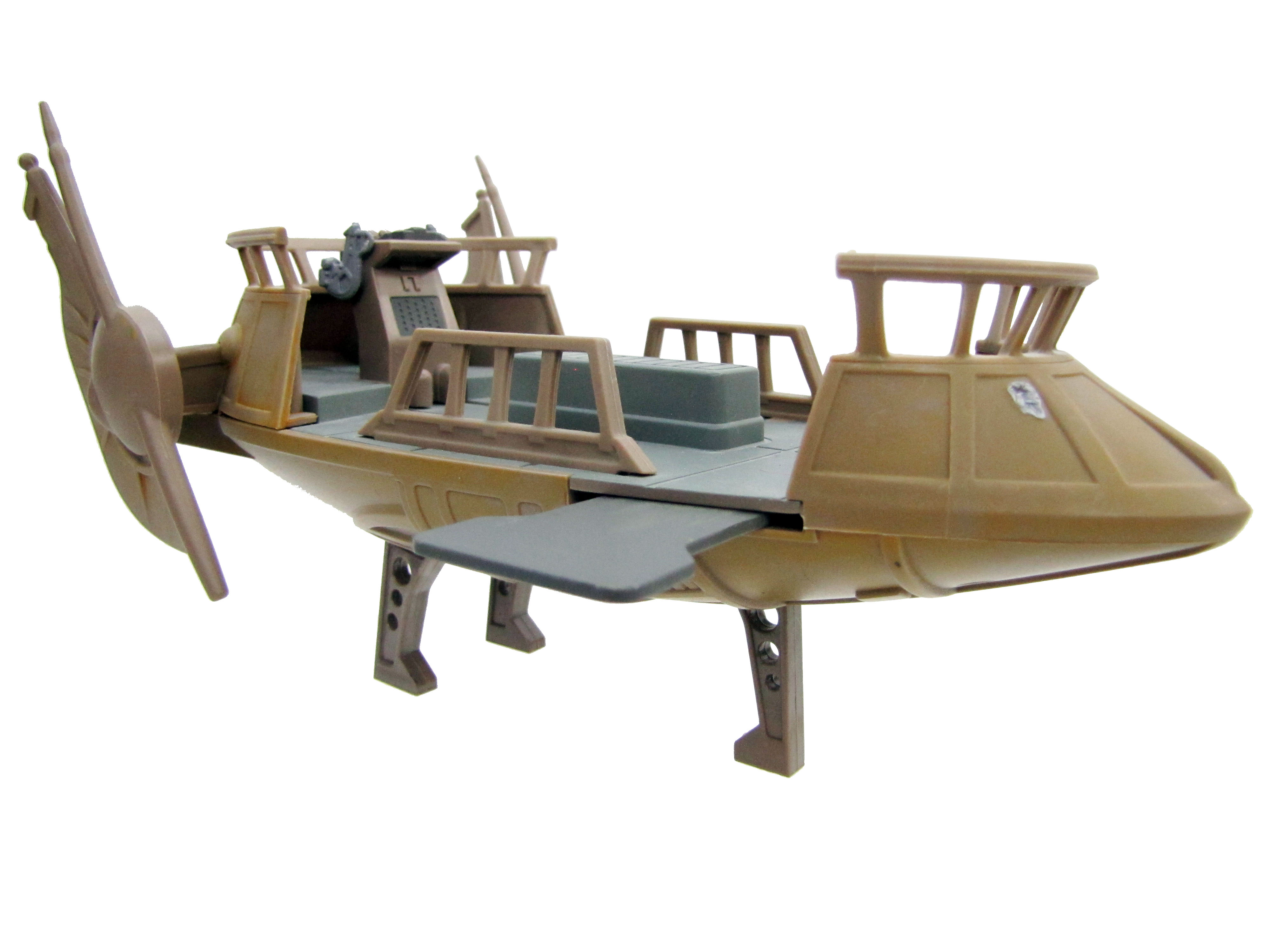 Star Wars Galactic Heroes JABBA'S SKIFF THE PIT OF CARKOON