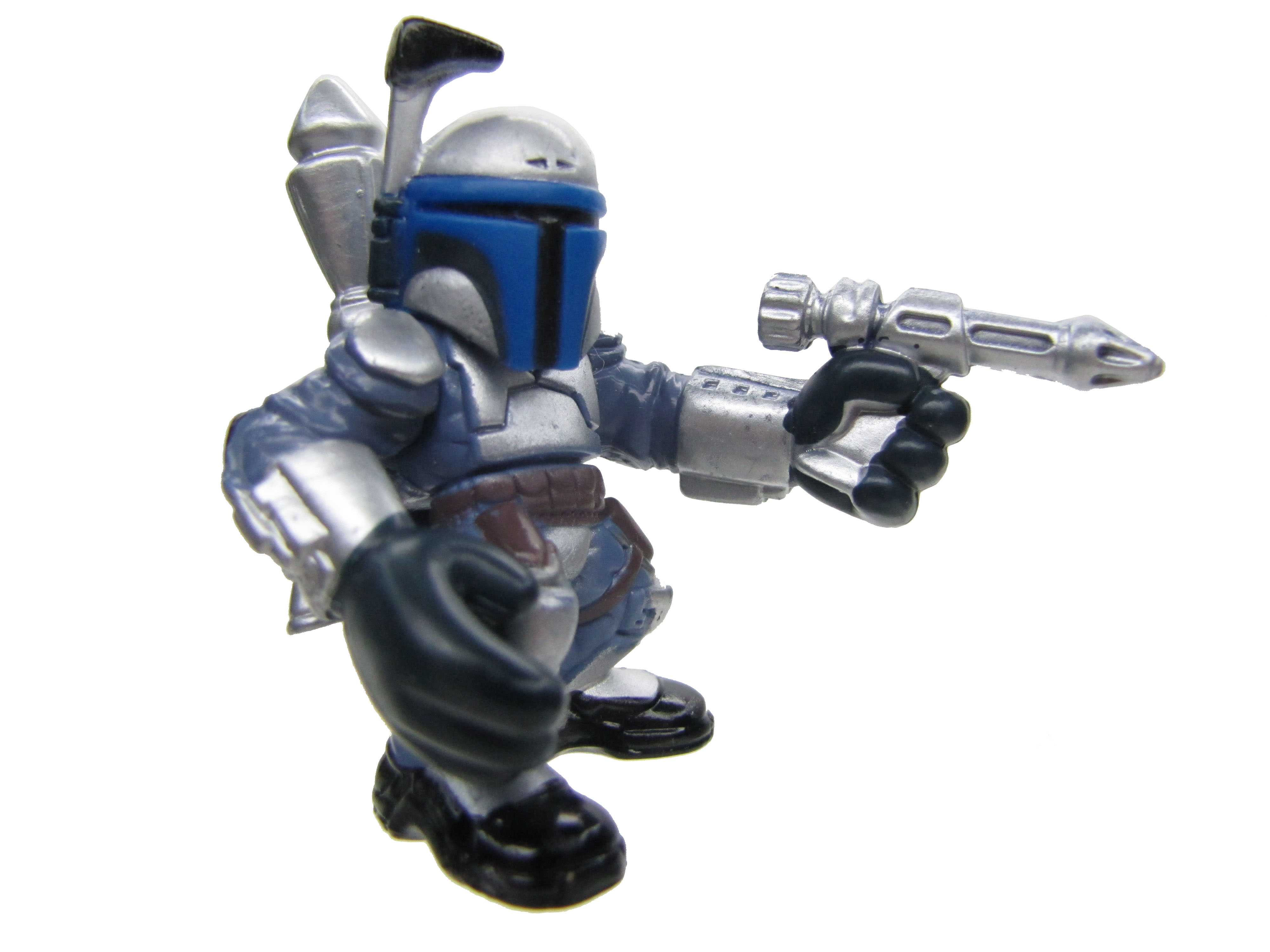 Star Wars Galactic Heroes ESCAPE FROM KAMINO JANGO FETT Complete