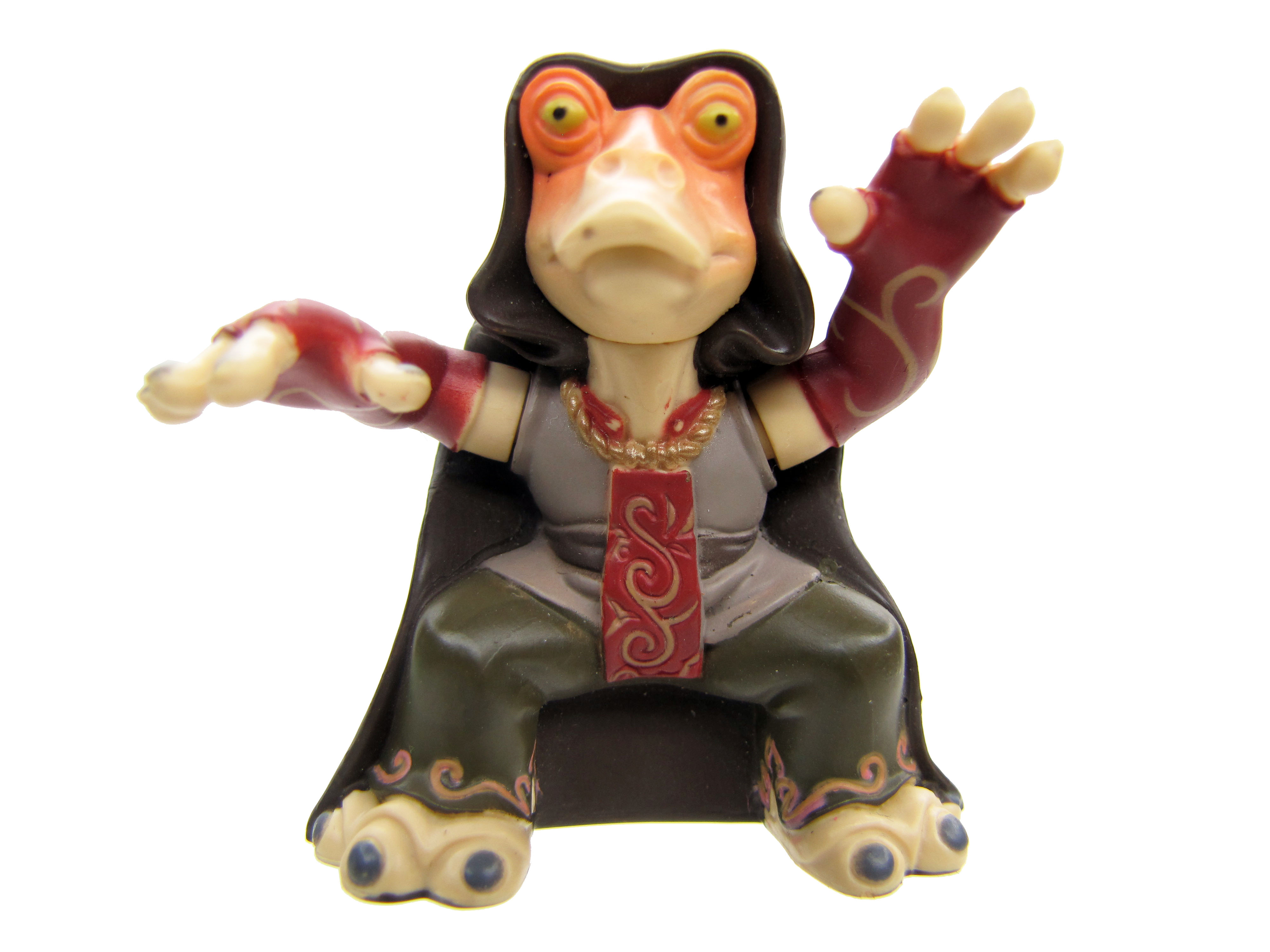 Star Wars Galactic Heroes JAR JAR BINKS CLONE WARS