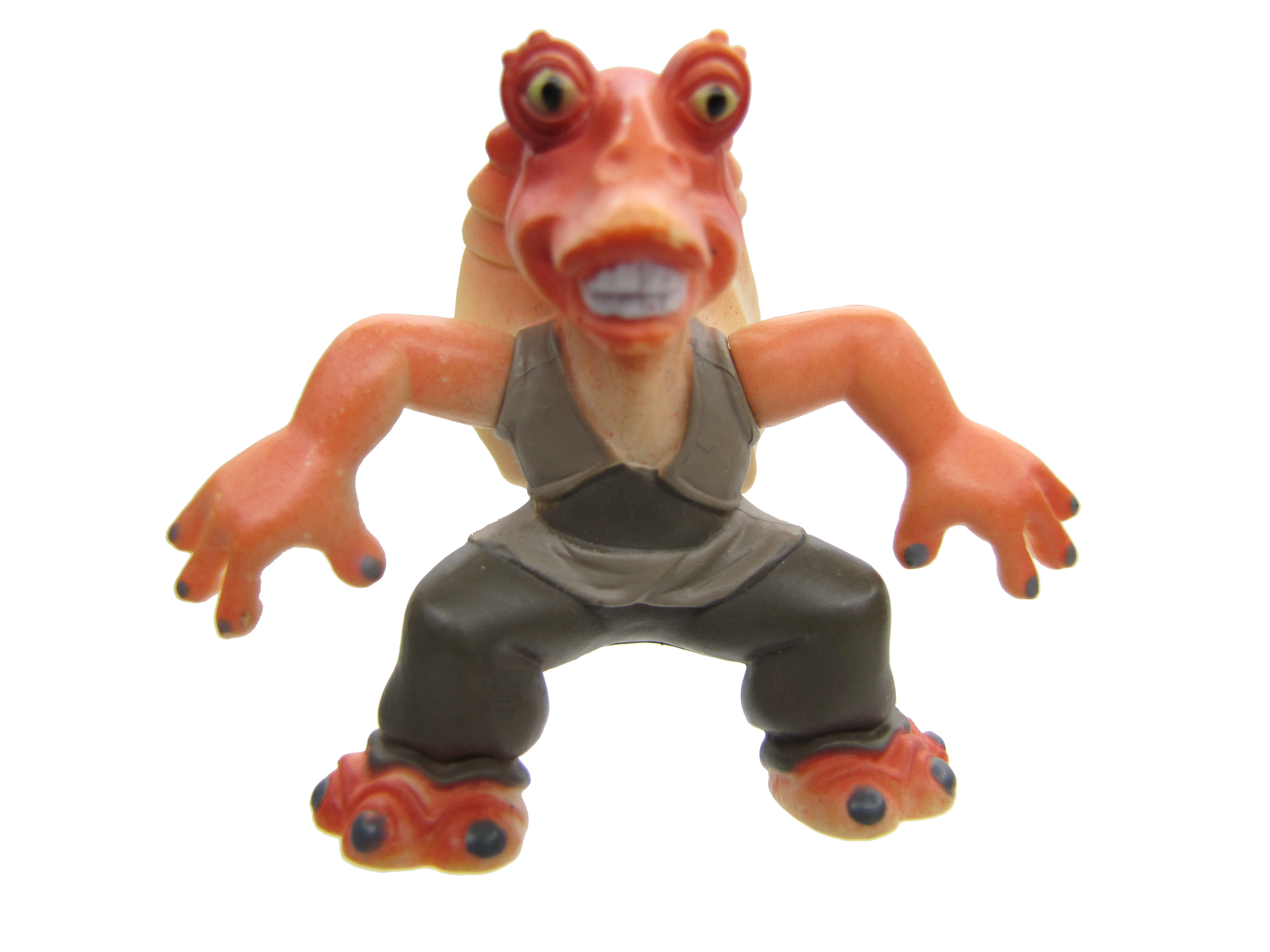 Star Wars Galactic Heroes BATTLE OF NABOO JAR JAR BINKS Complete