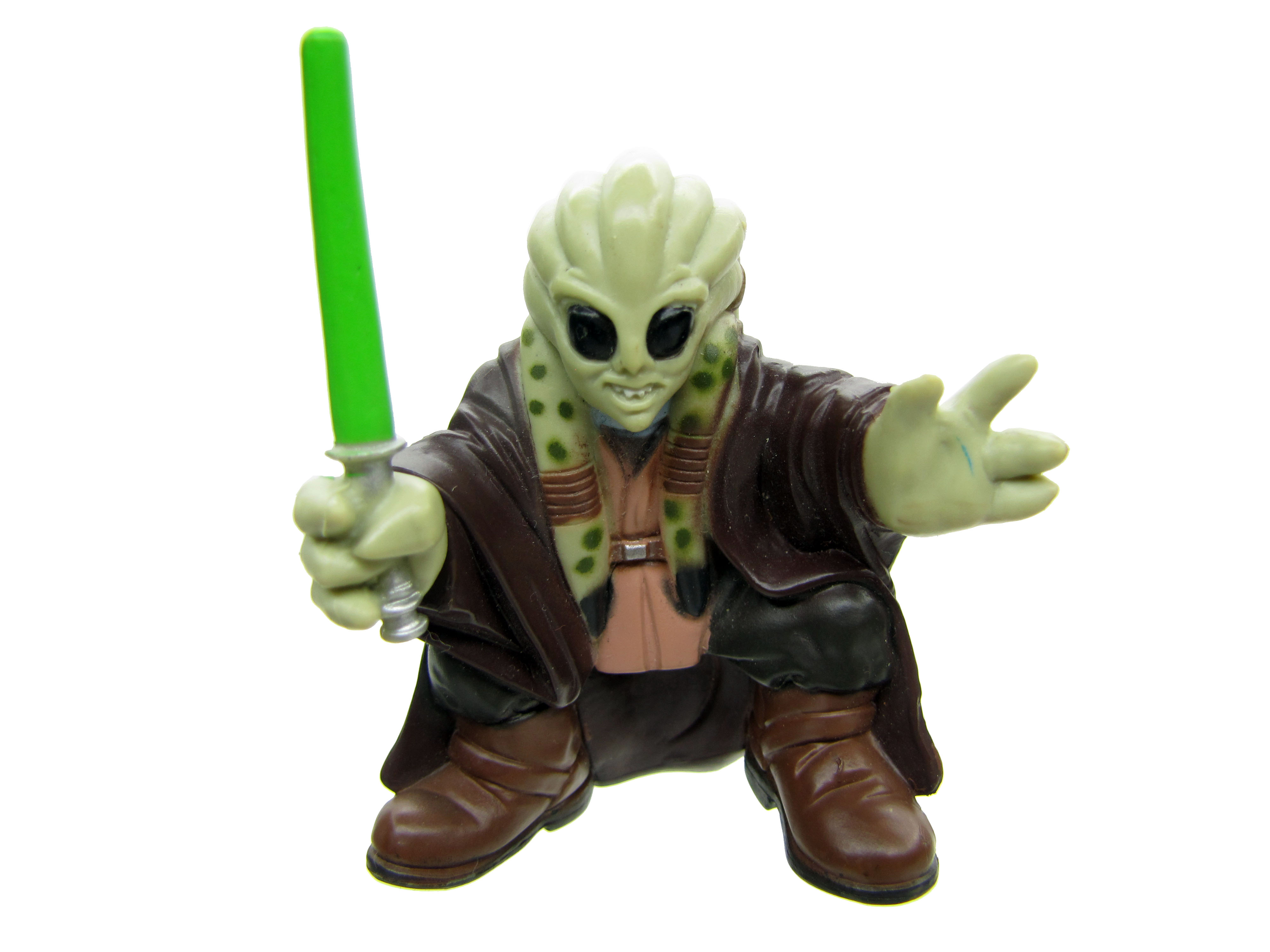 Star Wars Galactic Heroes Kit Fisto Attack of the Clones