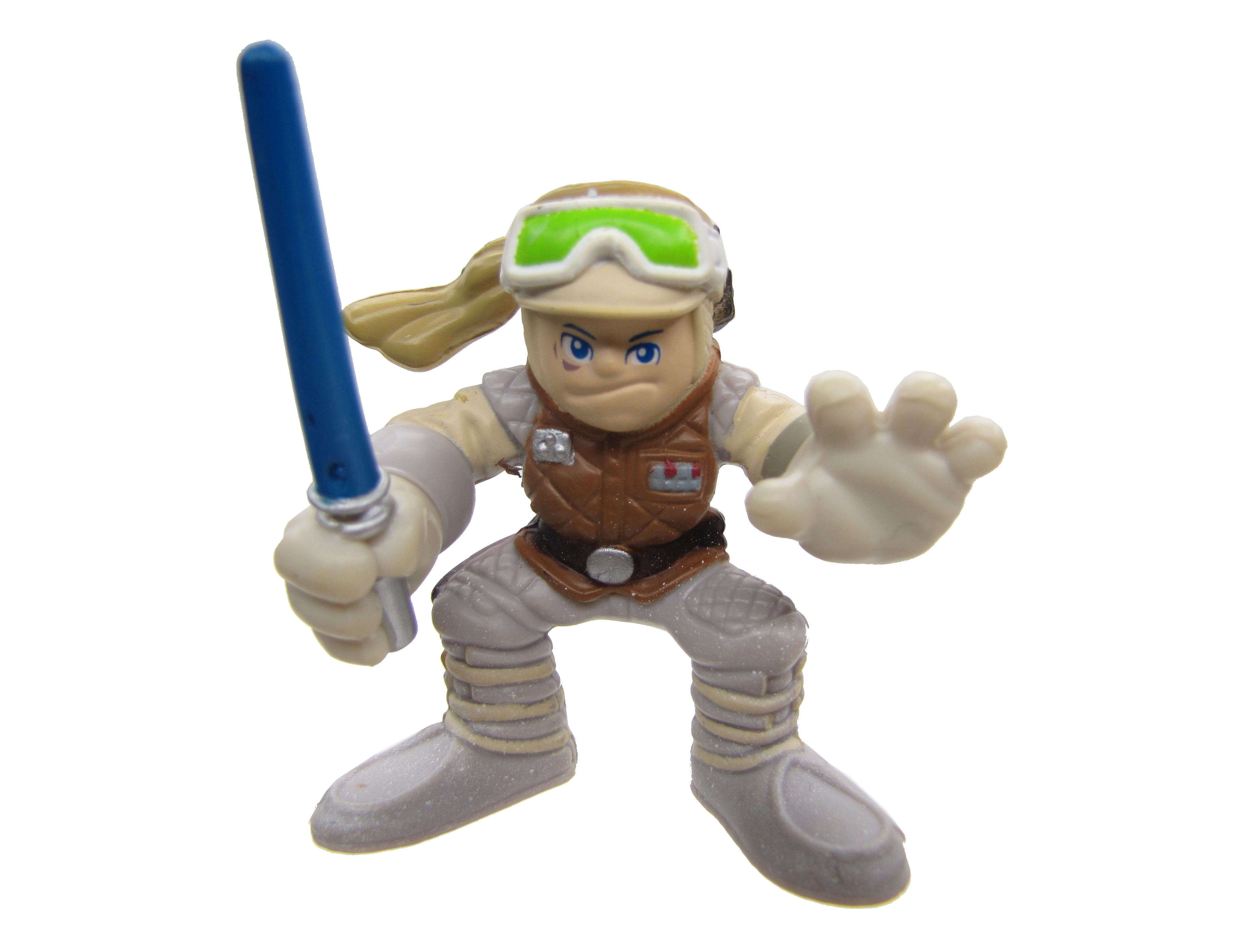 Star Wars Galactic Heroes BATTLE OF HOTH LUKE SKYWALKER Complete