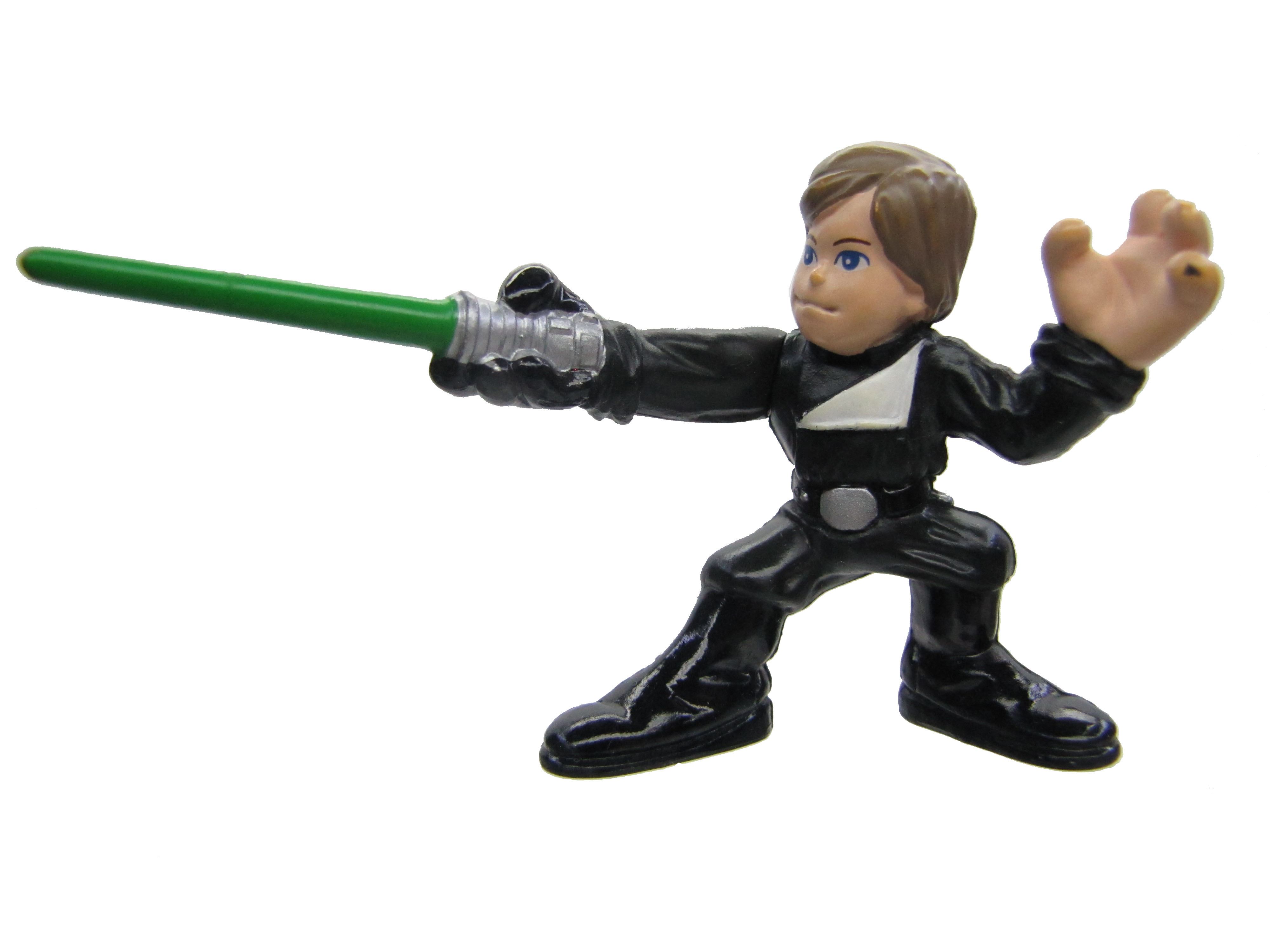 Star Wars Galactic Heroes Luke Skywalker Endor Celebration