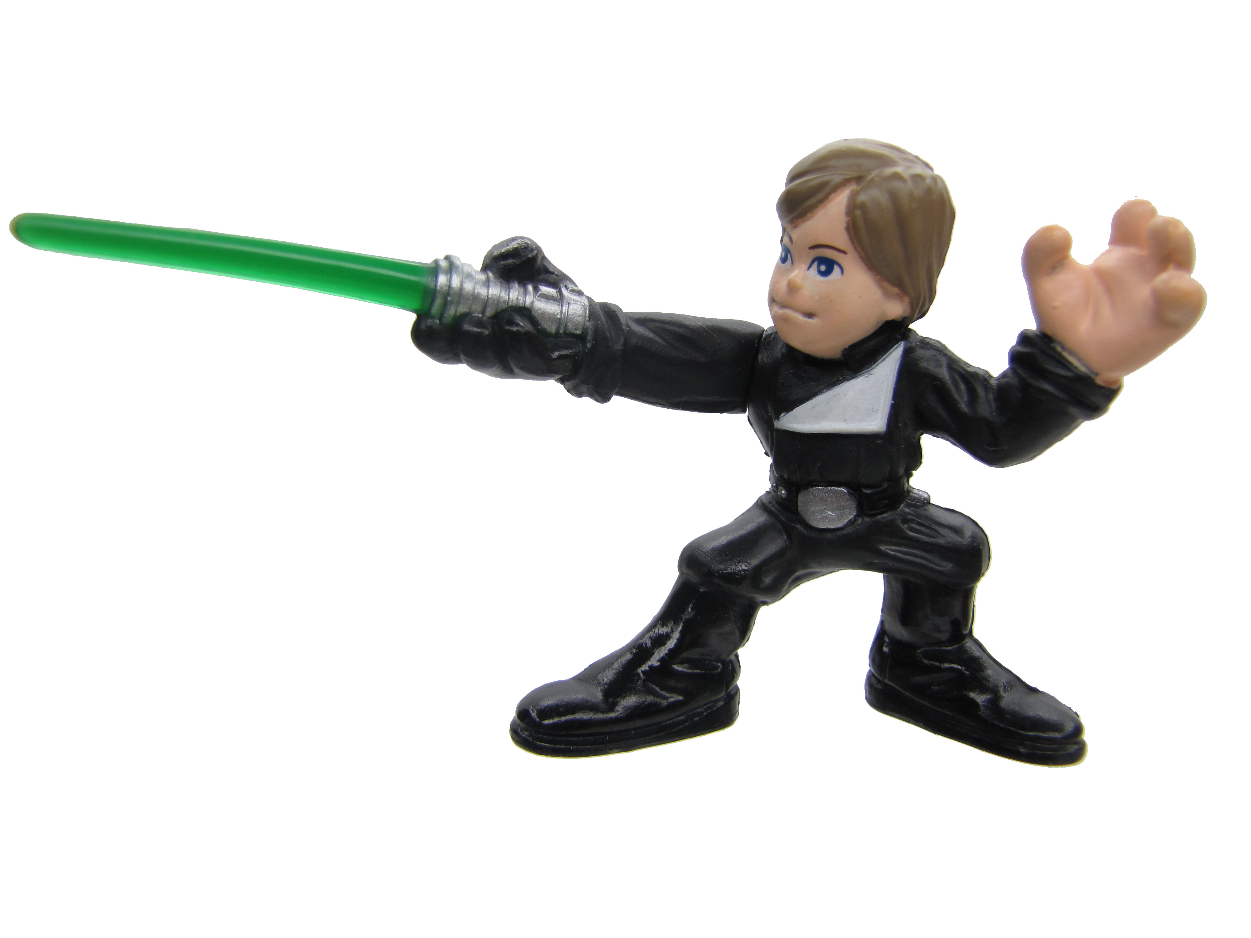 Star Wars Galactic Heroes LUKE SKYWALKER FINAL DUEL Complete