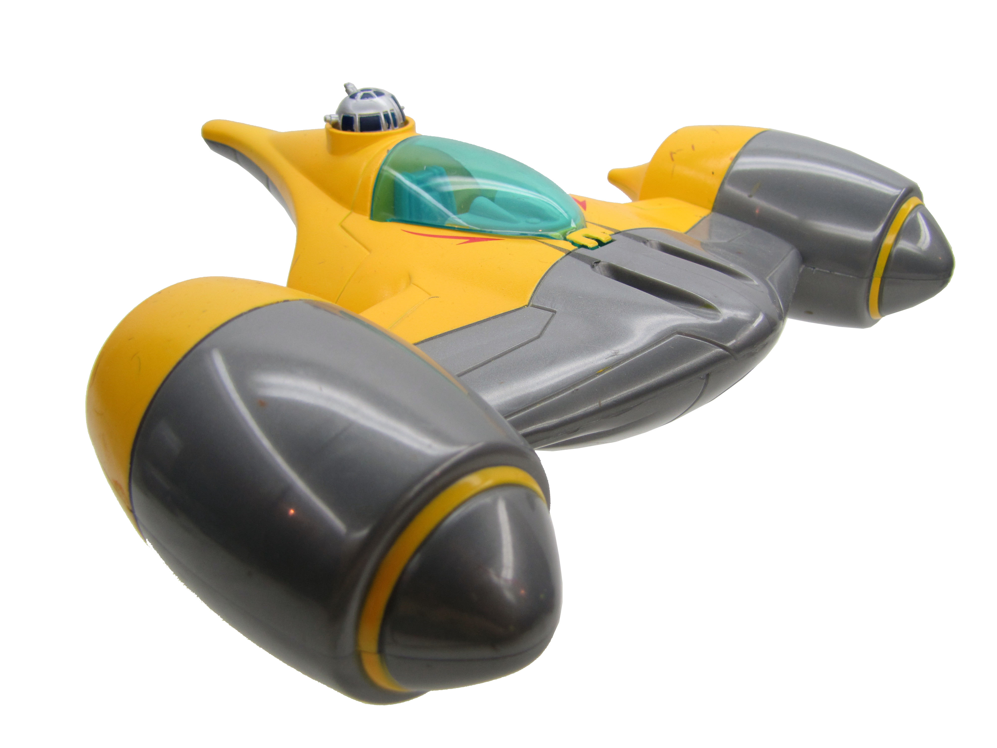 Star Wars Galactic Heroes BATTLE OF NABOO - NABOO STARFIGHTER