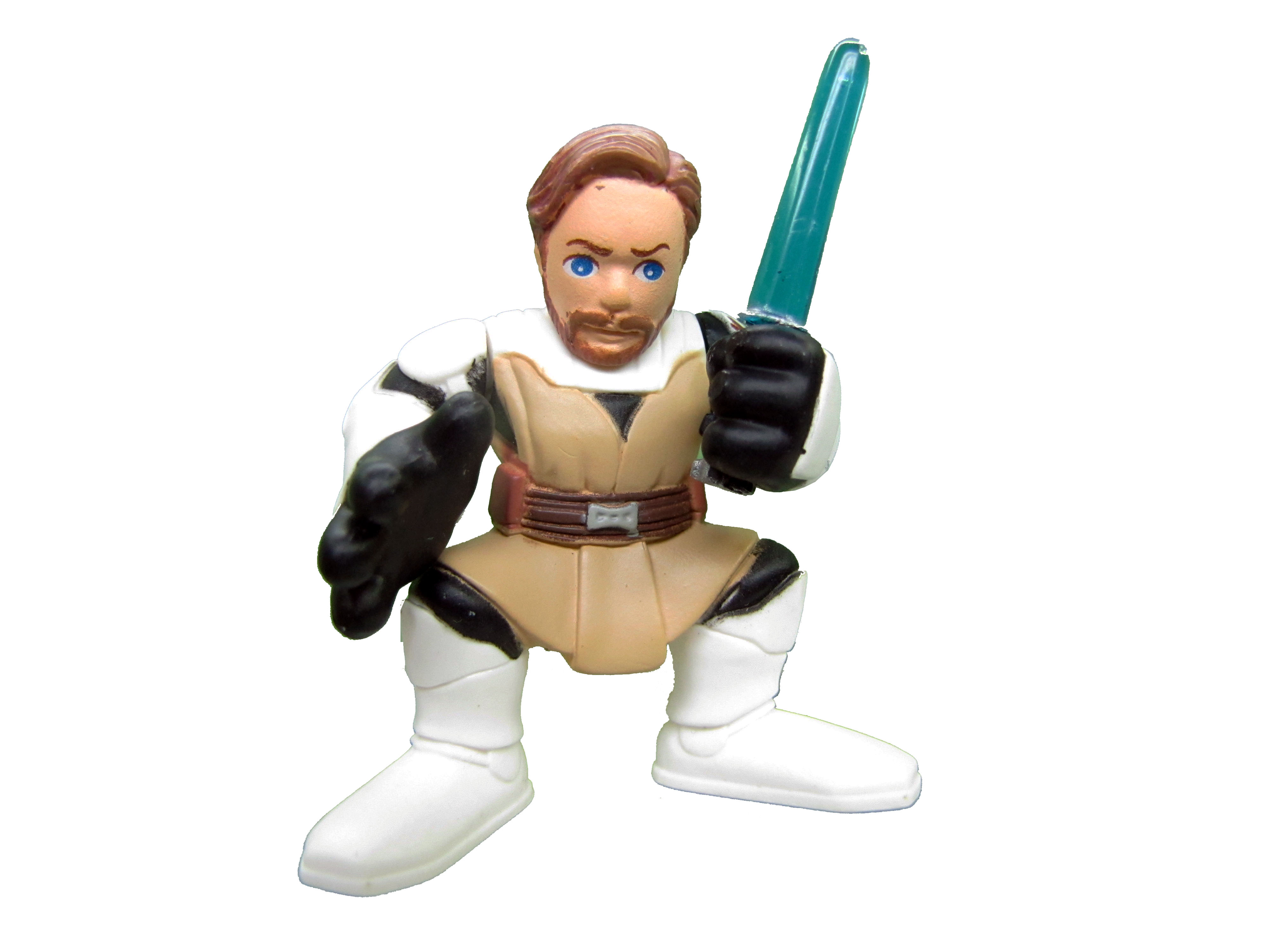 Star Wars Galactic Heroes ASSAULT ON RYLOTH OBI-WAN KENOBI