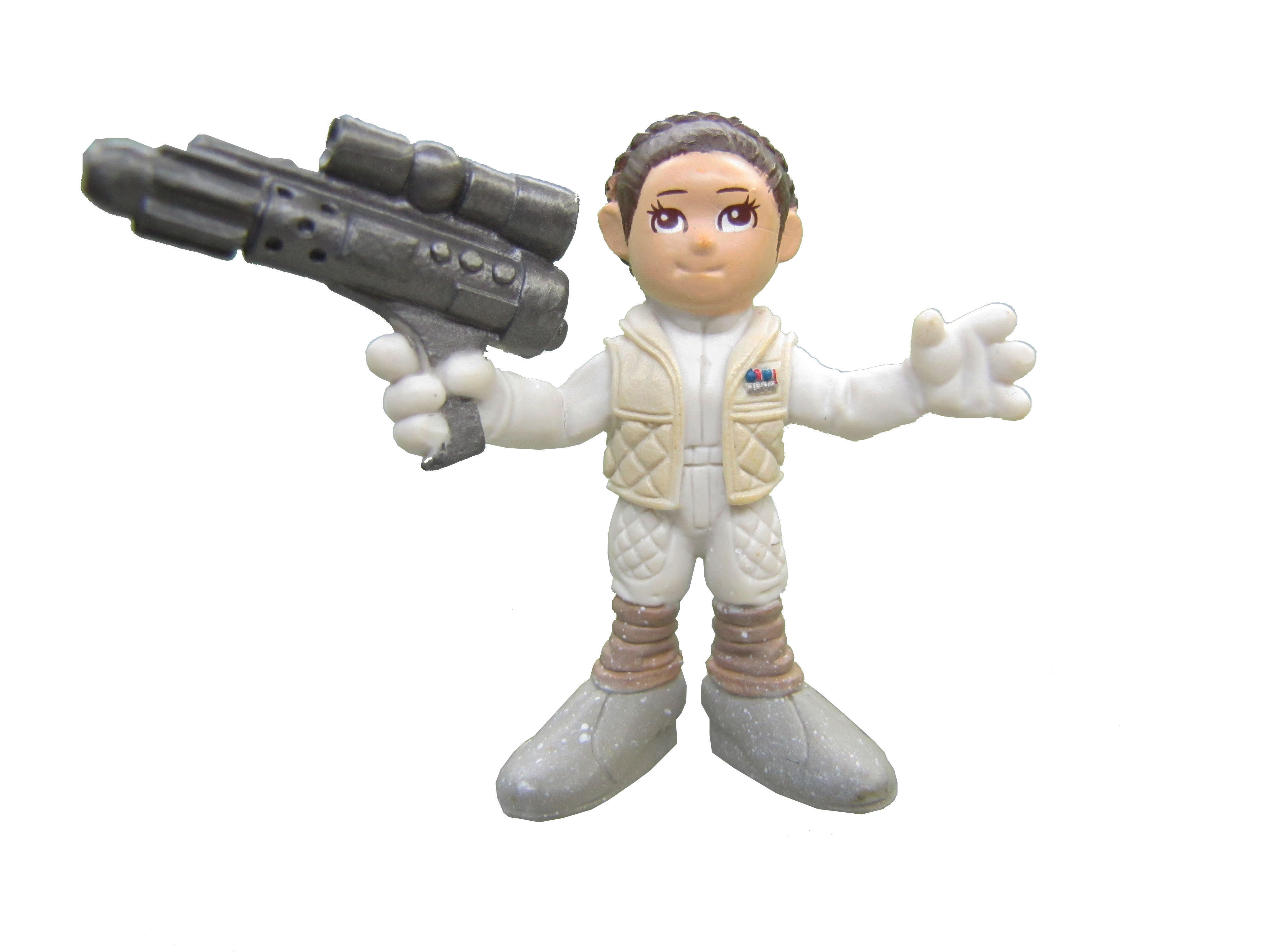 Star Wars Galactic Heroes BATTLE OF HOTH PRINCESS LEIA Complete