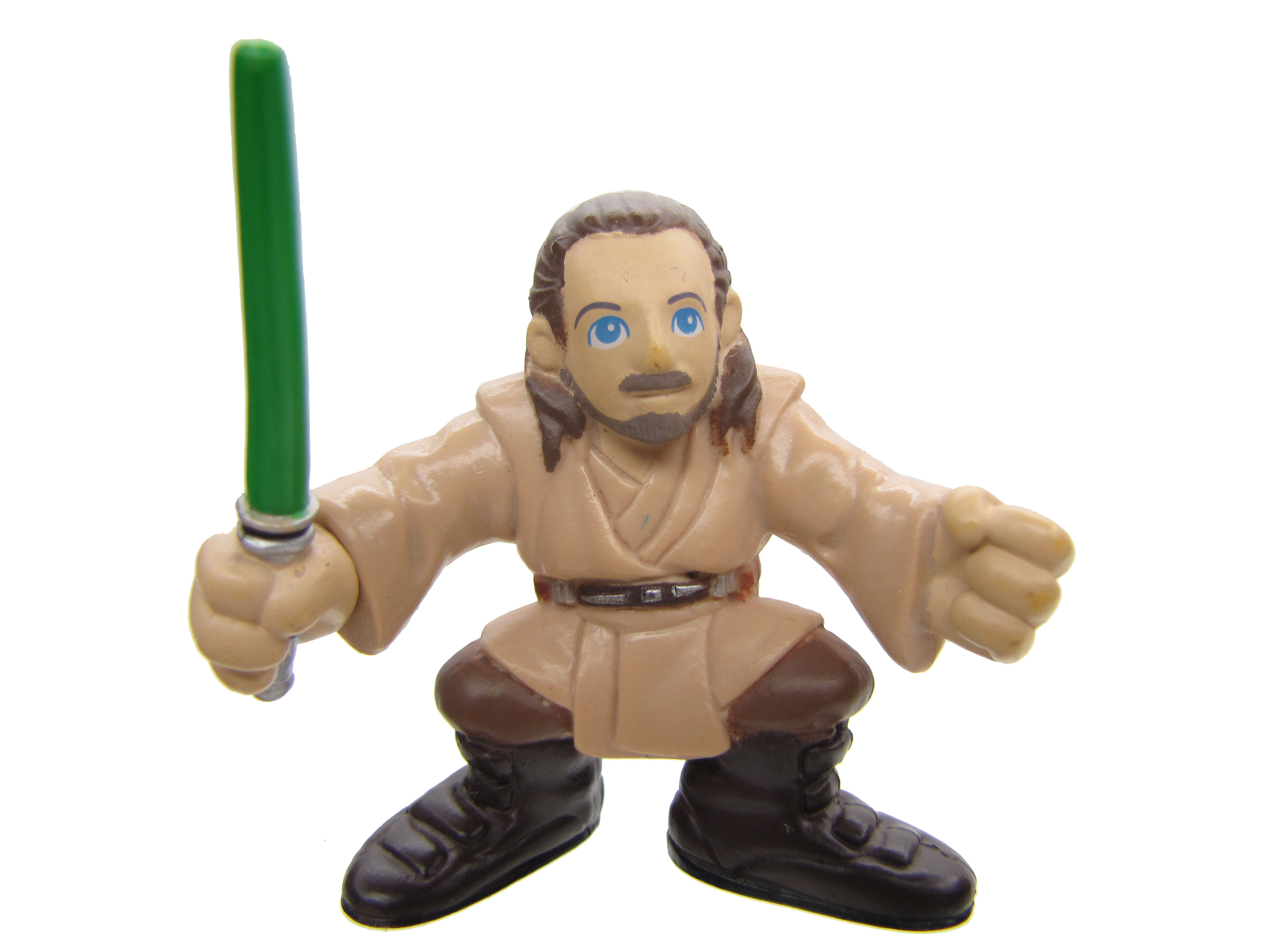 Star Wars Galactic Heroes BATTLE OF NABOO QUI GON JINN Complete