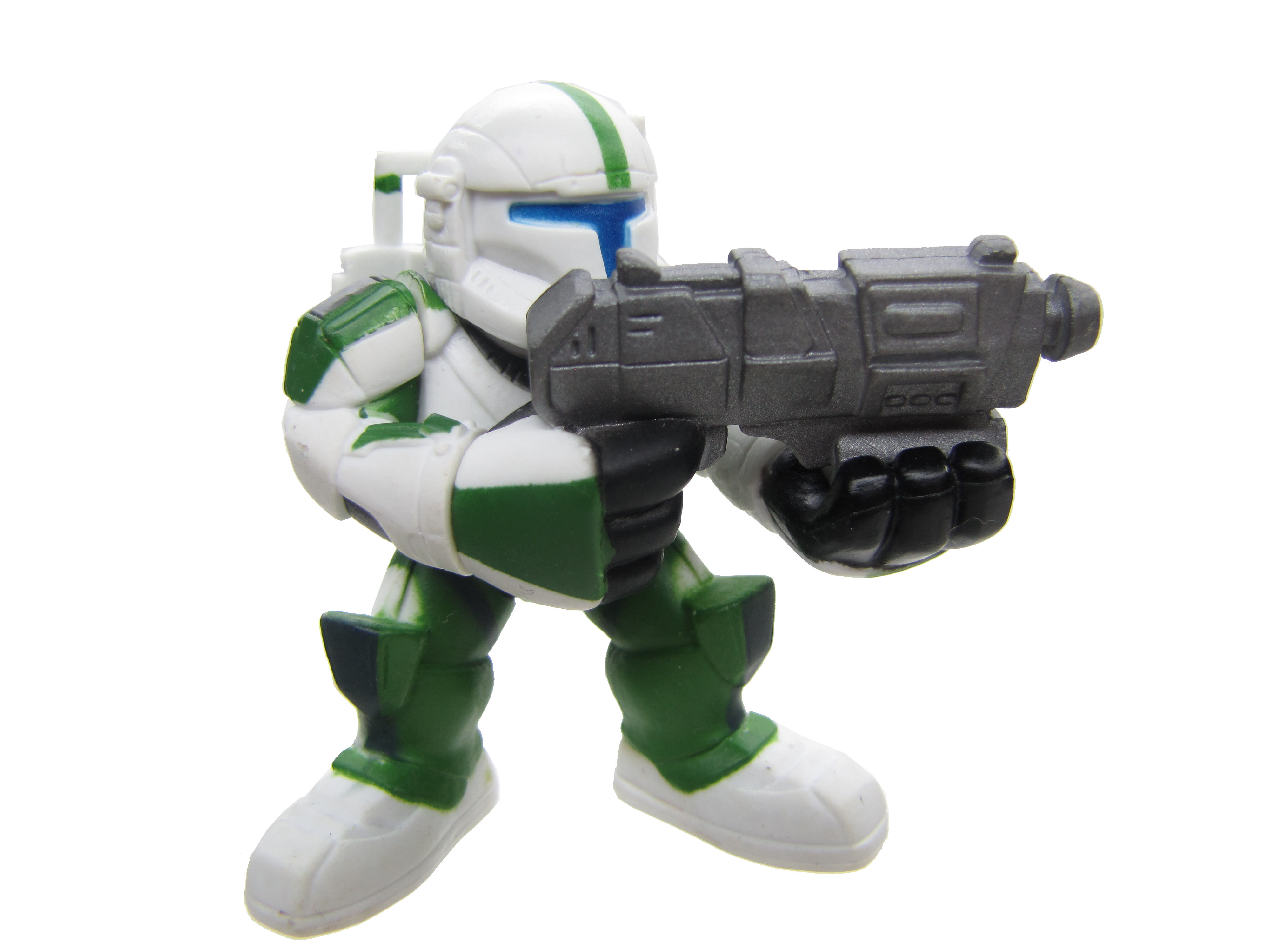 Star Wars Galactic Heroes REPUBLIC COMMANDO FIXER Complete