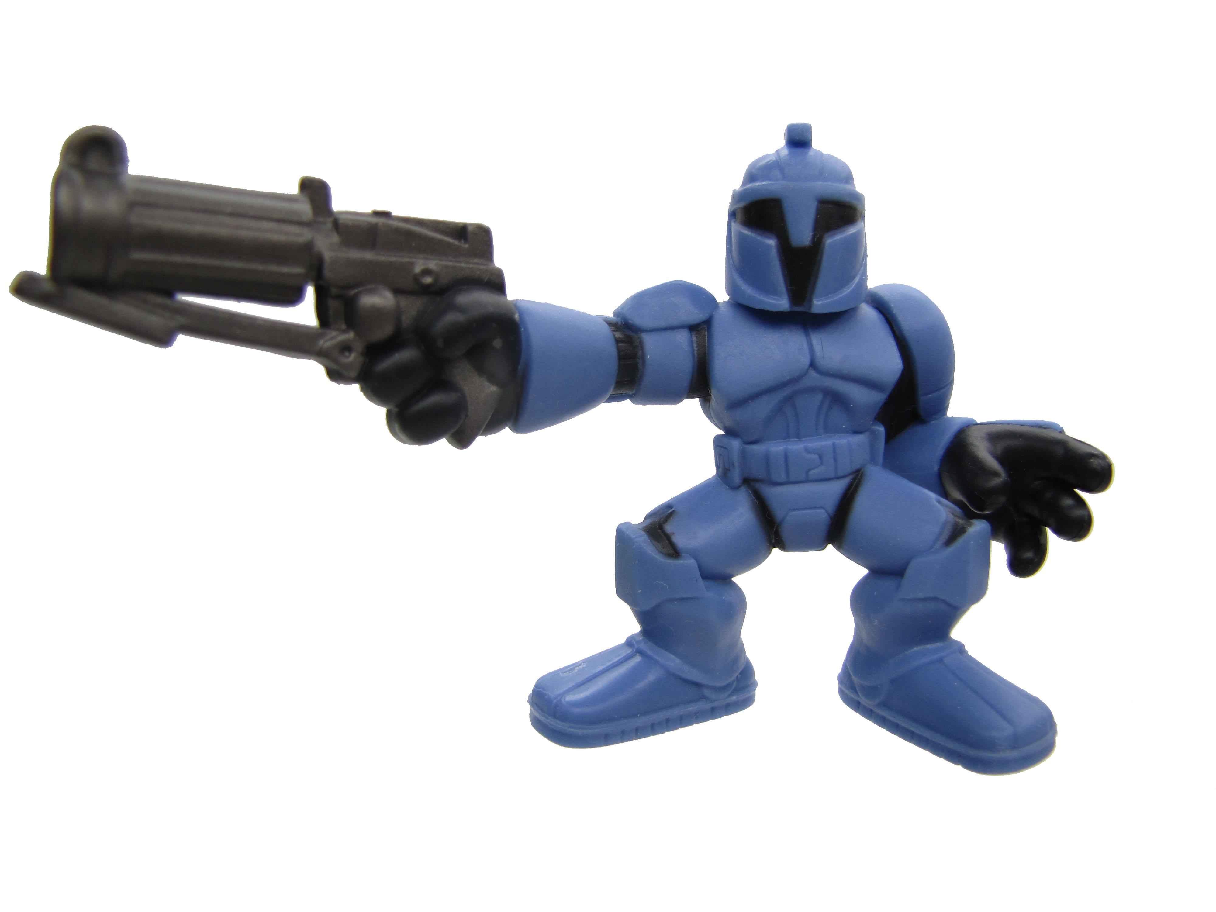 Star Wars Galactic Heroes SENATE COMMANDO Complete