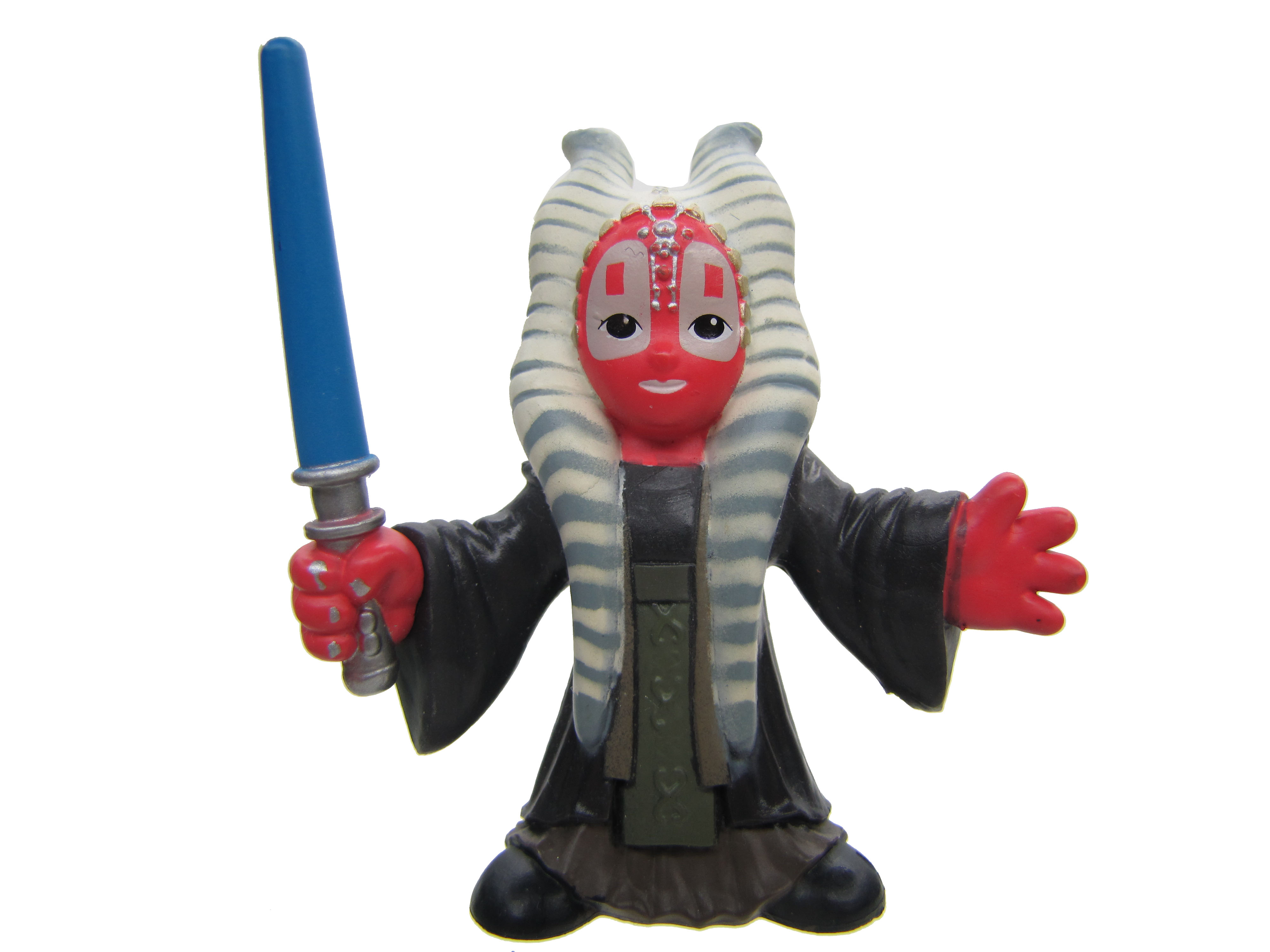 The Best and Most Comprehensive Shaak Ti Revenge Of The