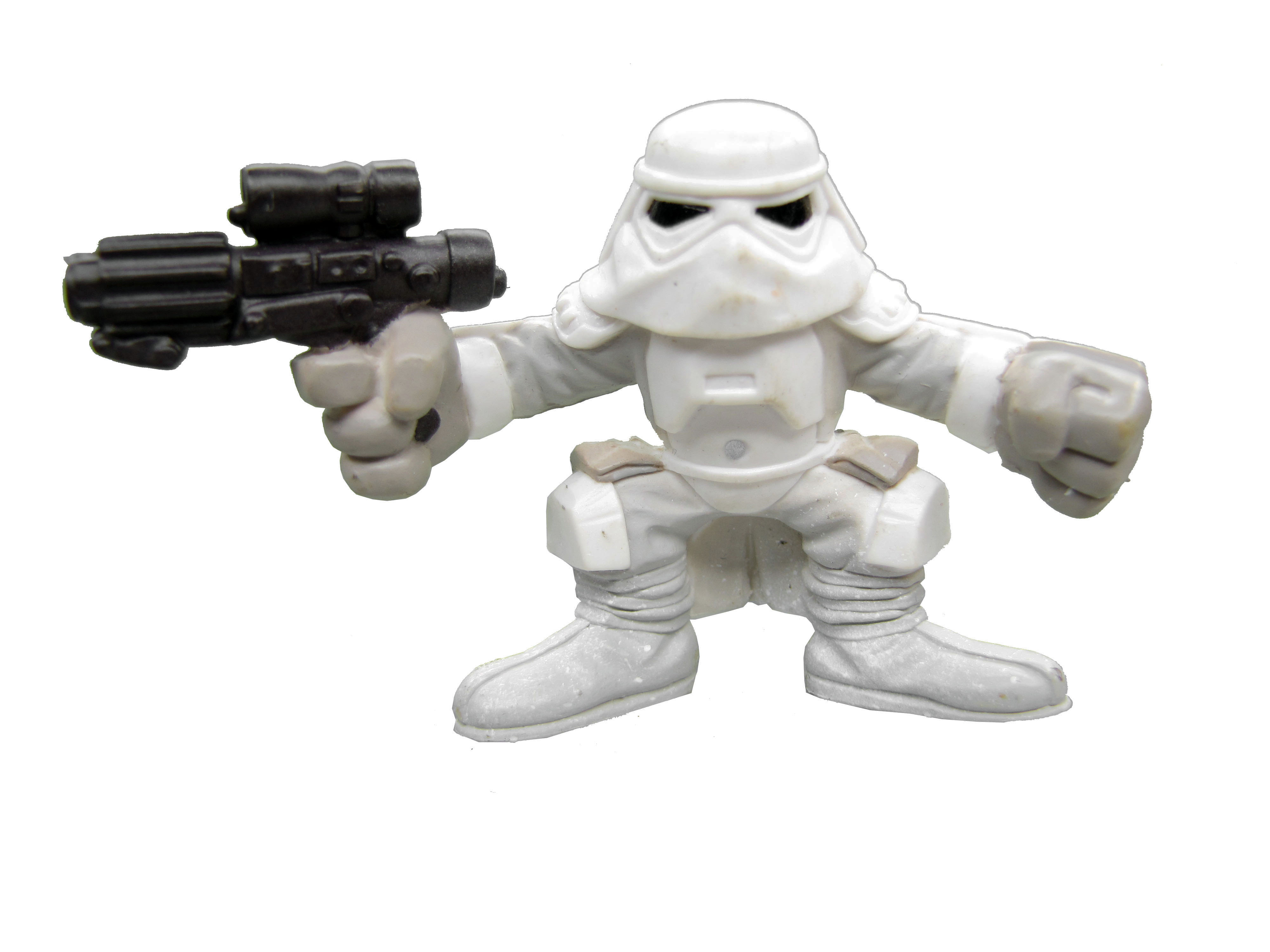 Star Wars Galactic Heroes Snow Trooper Battle of Hoth Complete